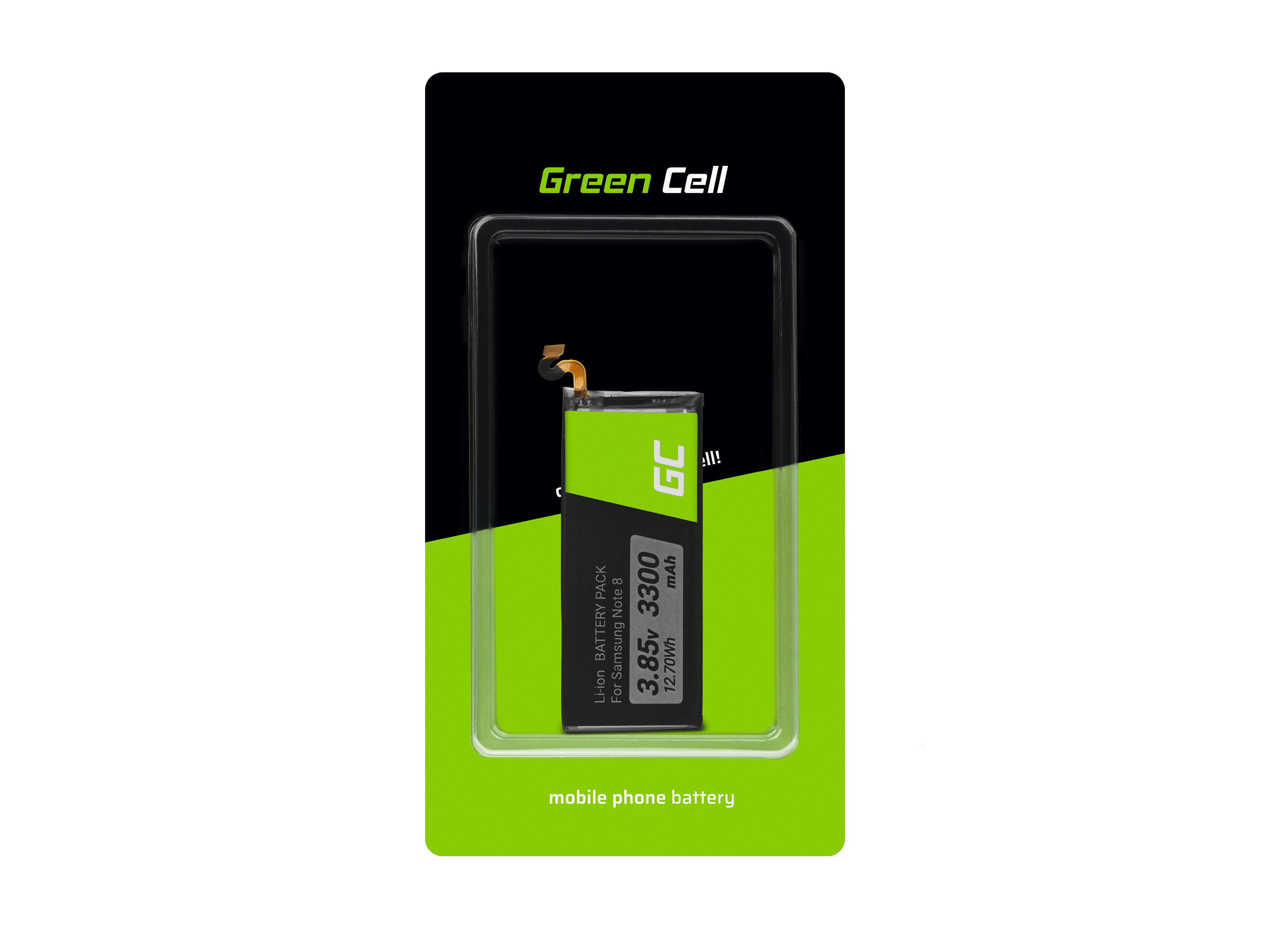 Green Cell Baterie EB-BN950ABE pro Samsung Galaxy Note 8