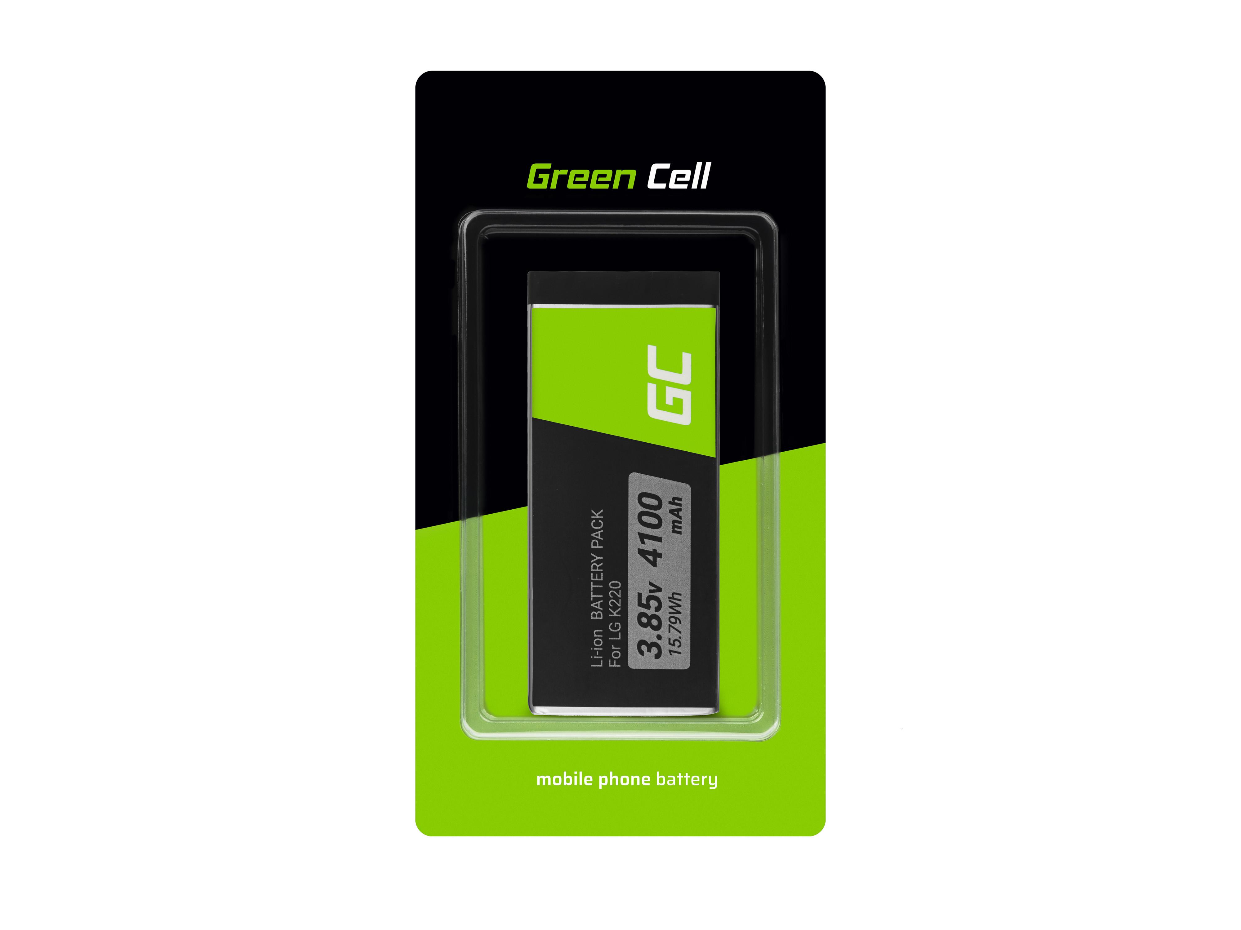 Battery Green Cell BL-T24 for LG X Power K220