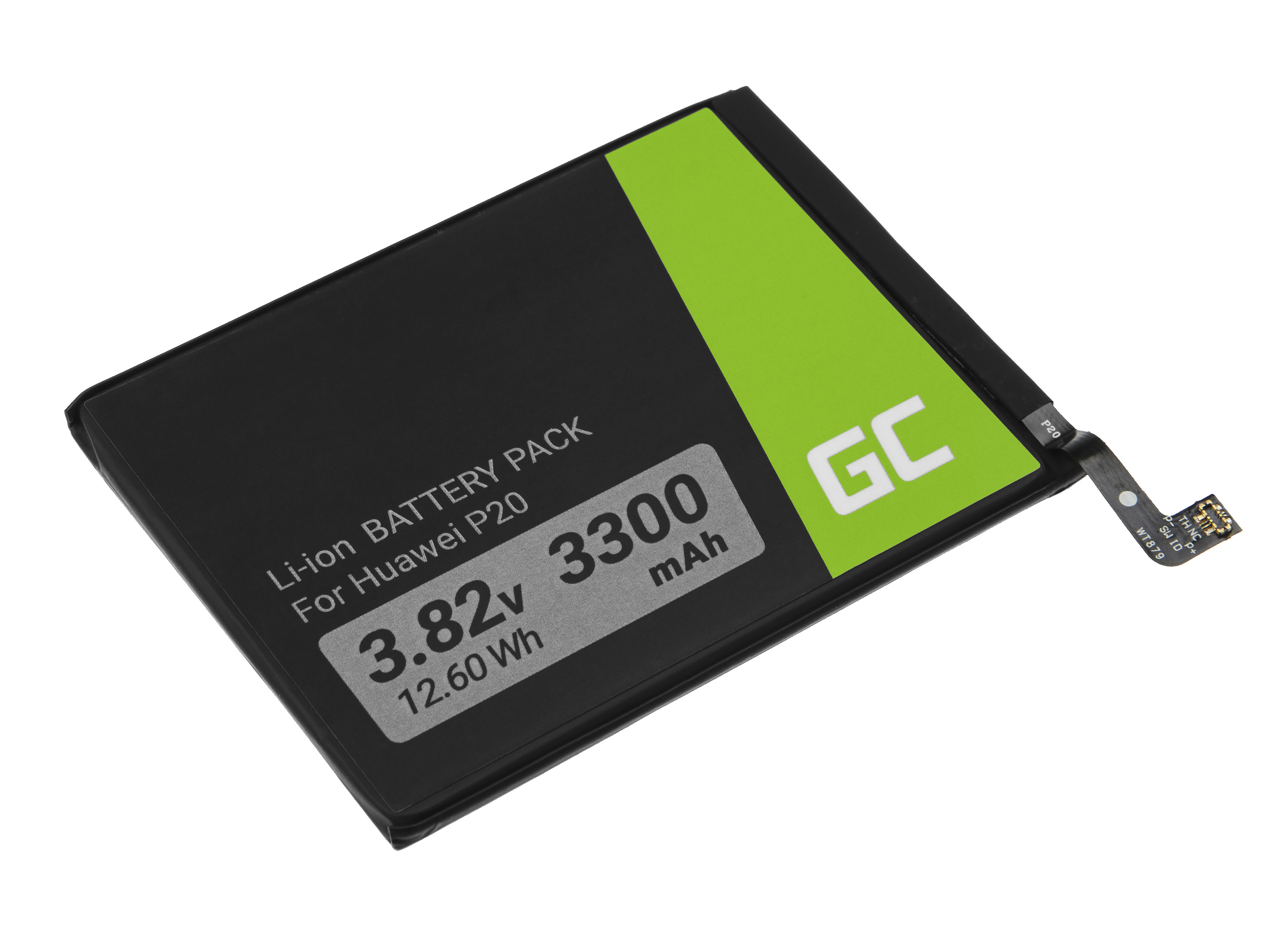 Green Cell Baterie HB396285ECW pro Huawei P20 / Honor 10