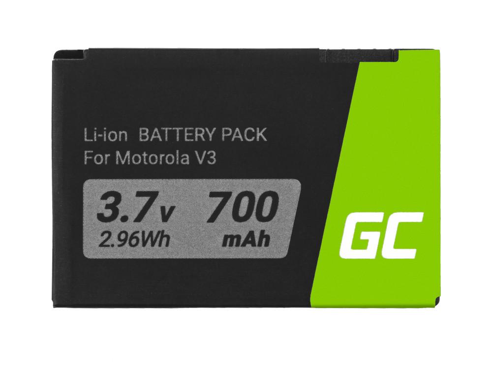 Green Cell Baterie BR50 pro Motorola V3 / Razr V3
