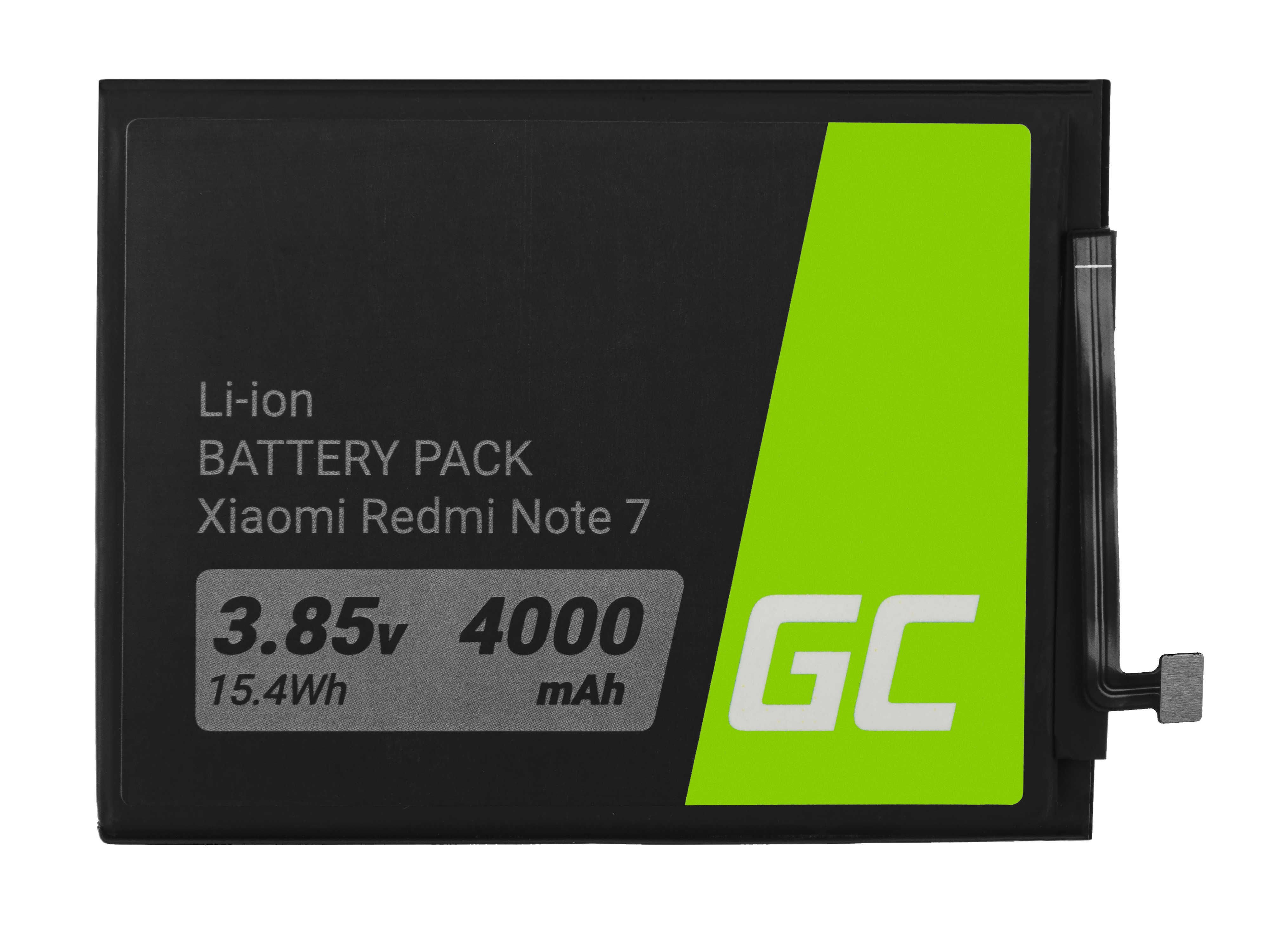 Battery Green Cell BN4A for Xiaomi Redmi Note 7