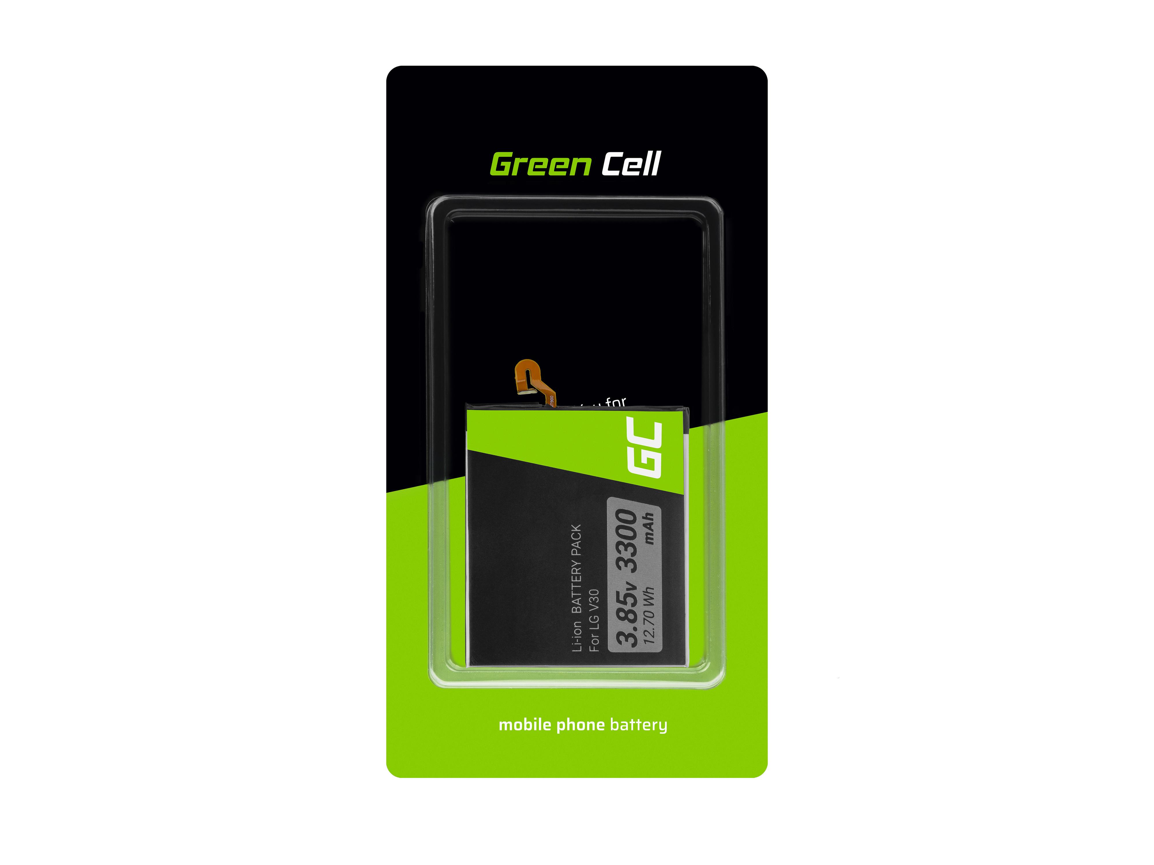 Green Cell Baterie BL-T34 pro phone LG V30