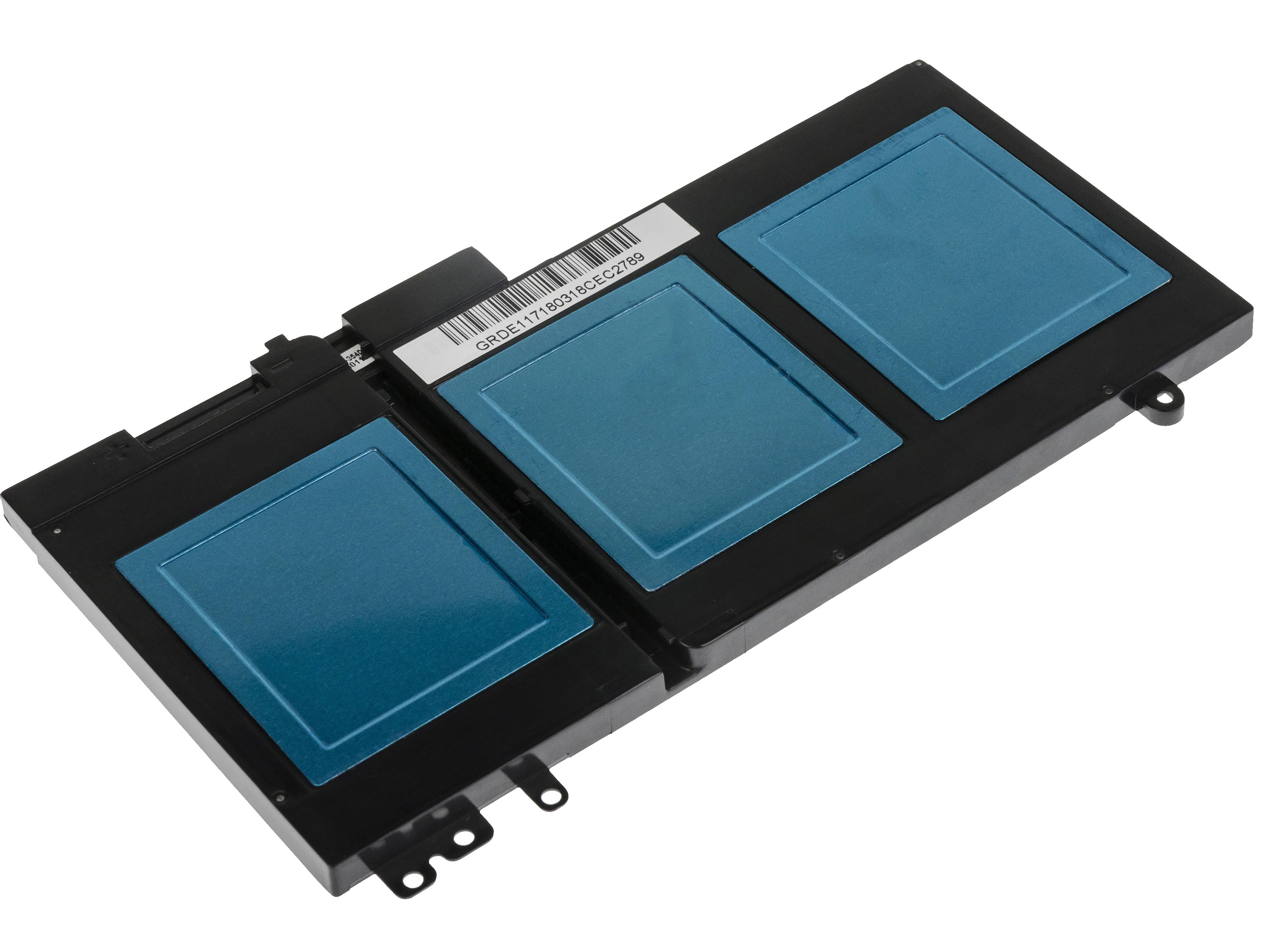 Green Cell Battery for Dell Latitude 11 3150 3160 12 E5250 / 11,1V 3400mAh