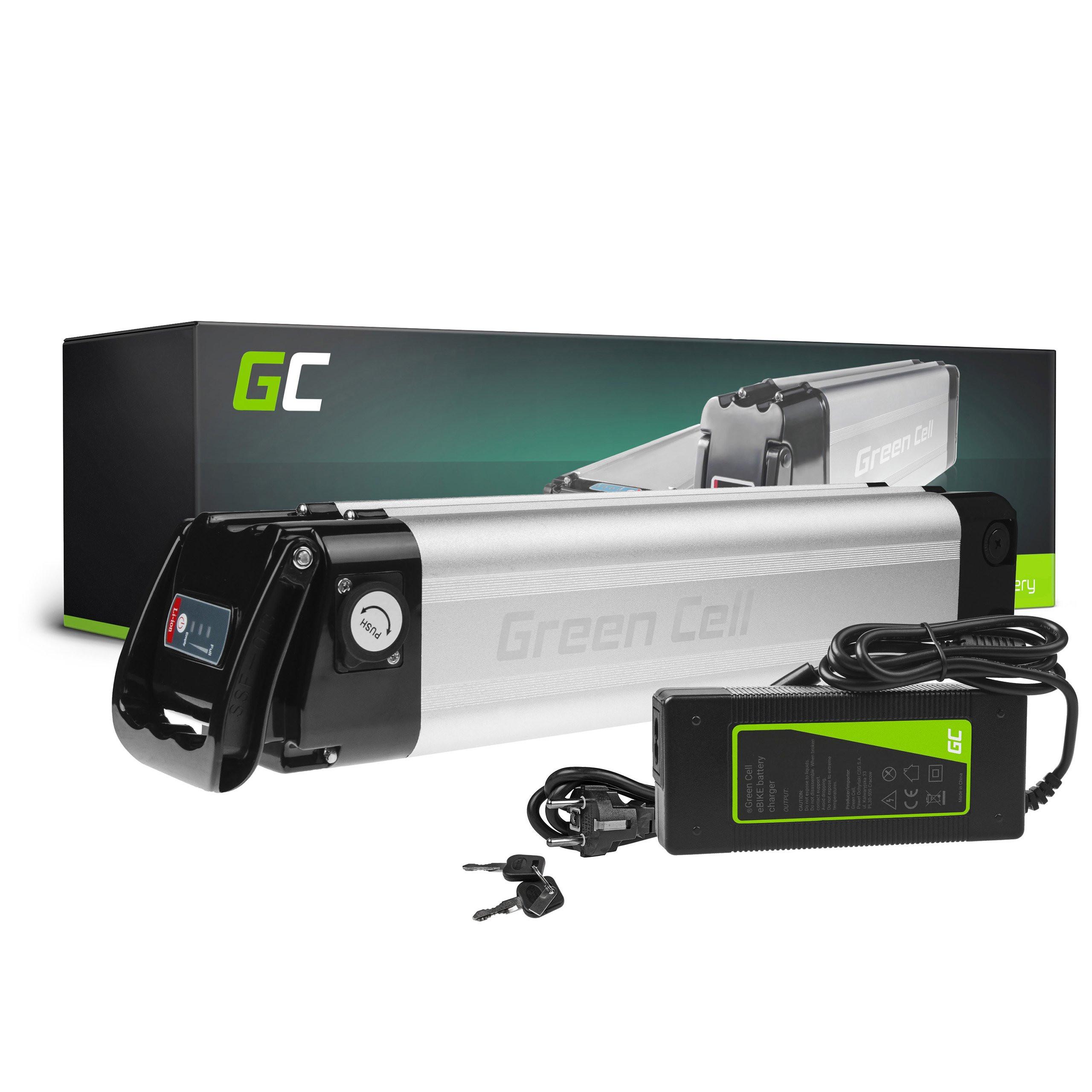 Green Cell Baterie Silverfish 24V 10.4Ah 250Wh pro E-Bike Pedelec