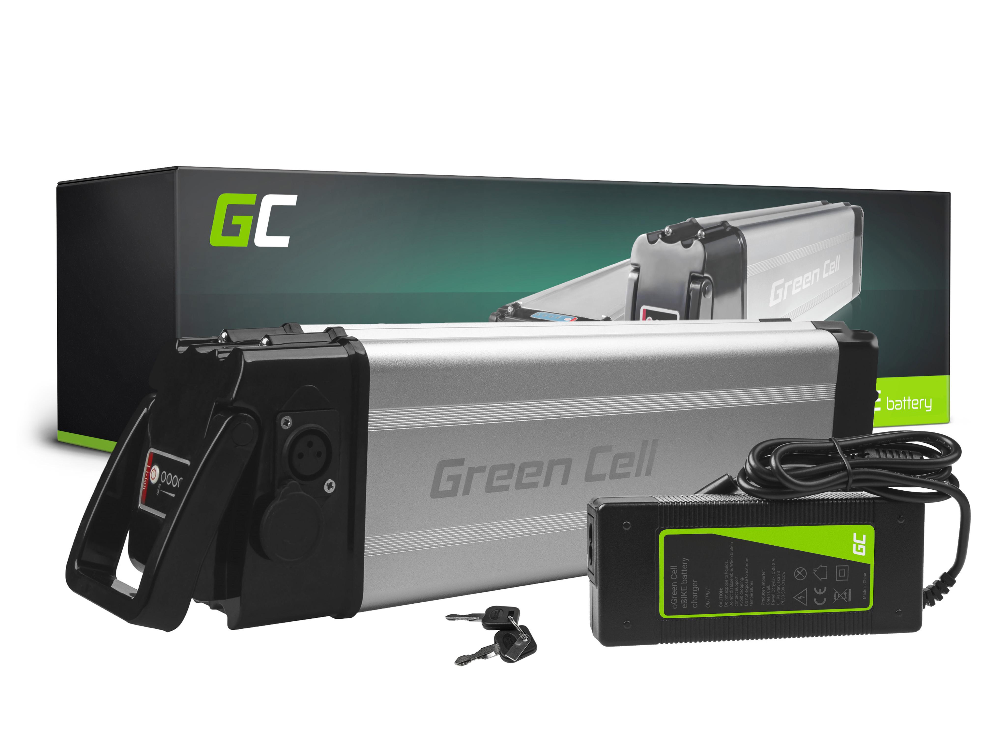 Green Cell eBike Baterie 24V 12Ah