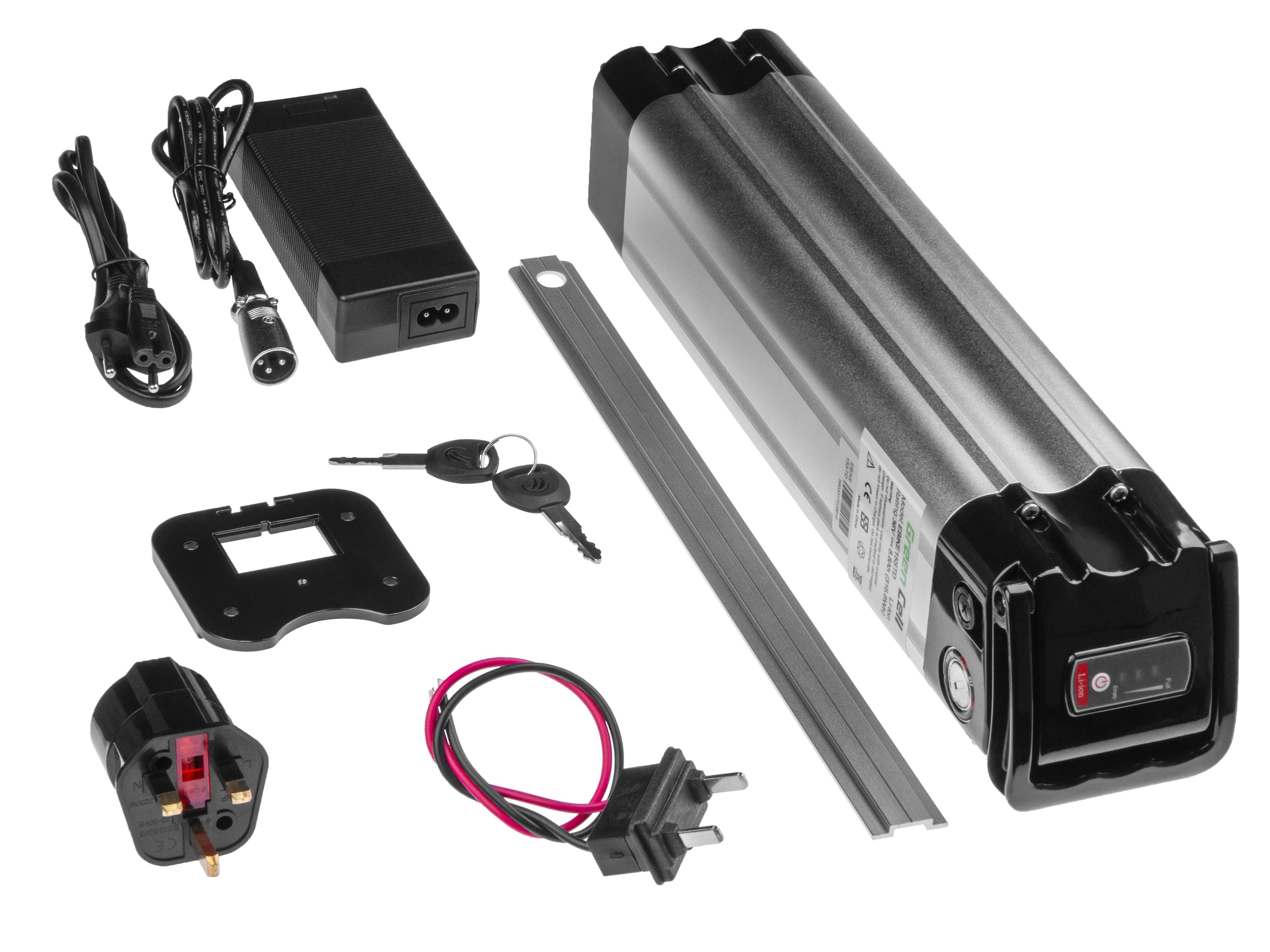 Green Cell Baterie Silverfish 36V 8.8Ah 317Wh pro e-Bike Pedelec