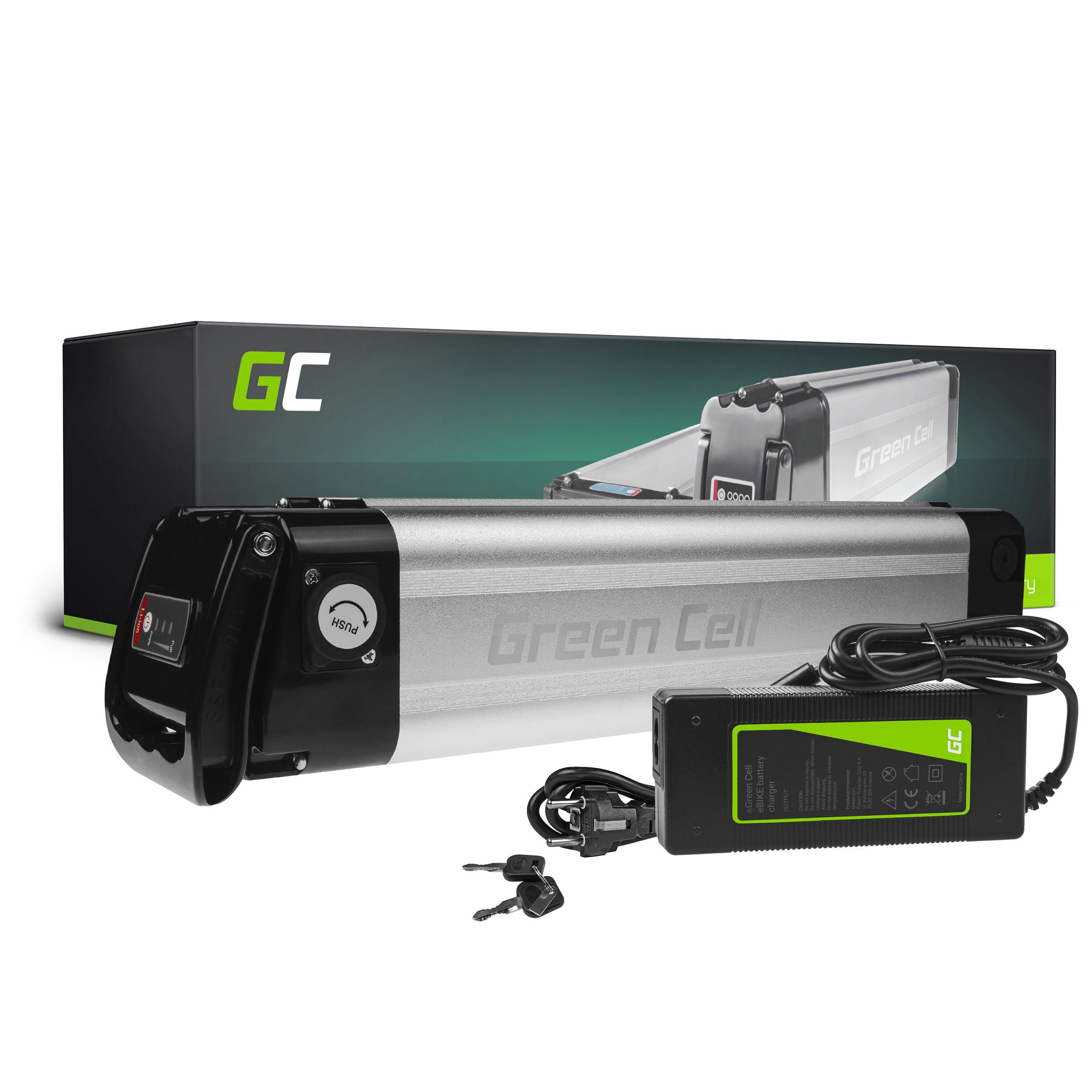 Green Cell Baterie Silverfish 24V 8.8Ah 211Wh pro E-Bike Pedelec