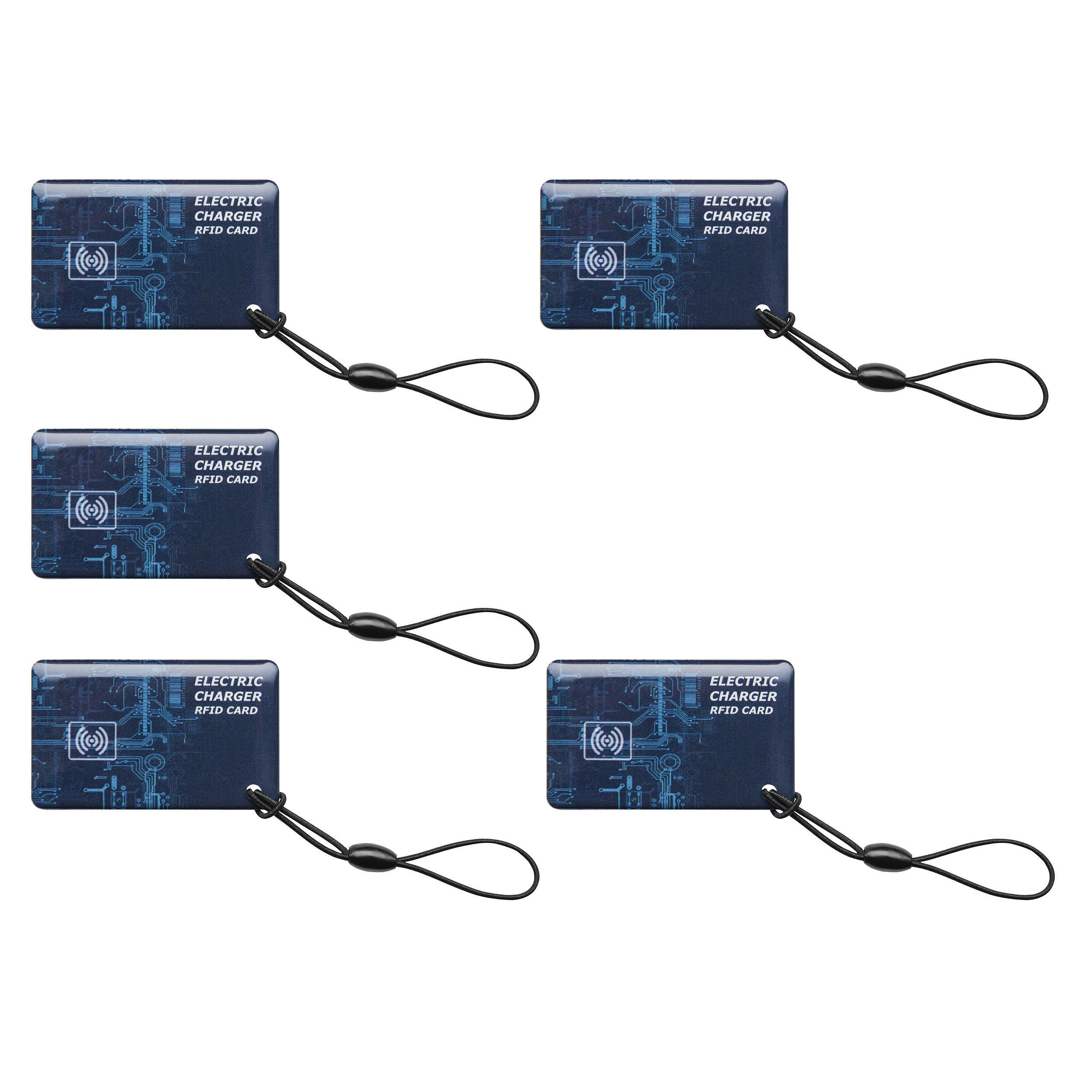 Green Cell Wallbox EV PowerBox 22kW nabíječka s Typ 2 socket pro napájení elektro mobilů a Plug-In hybrids