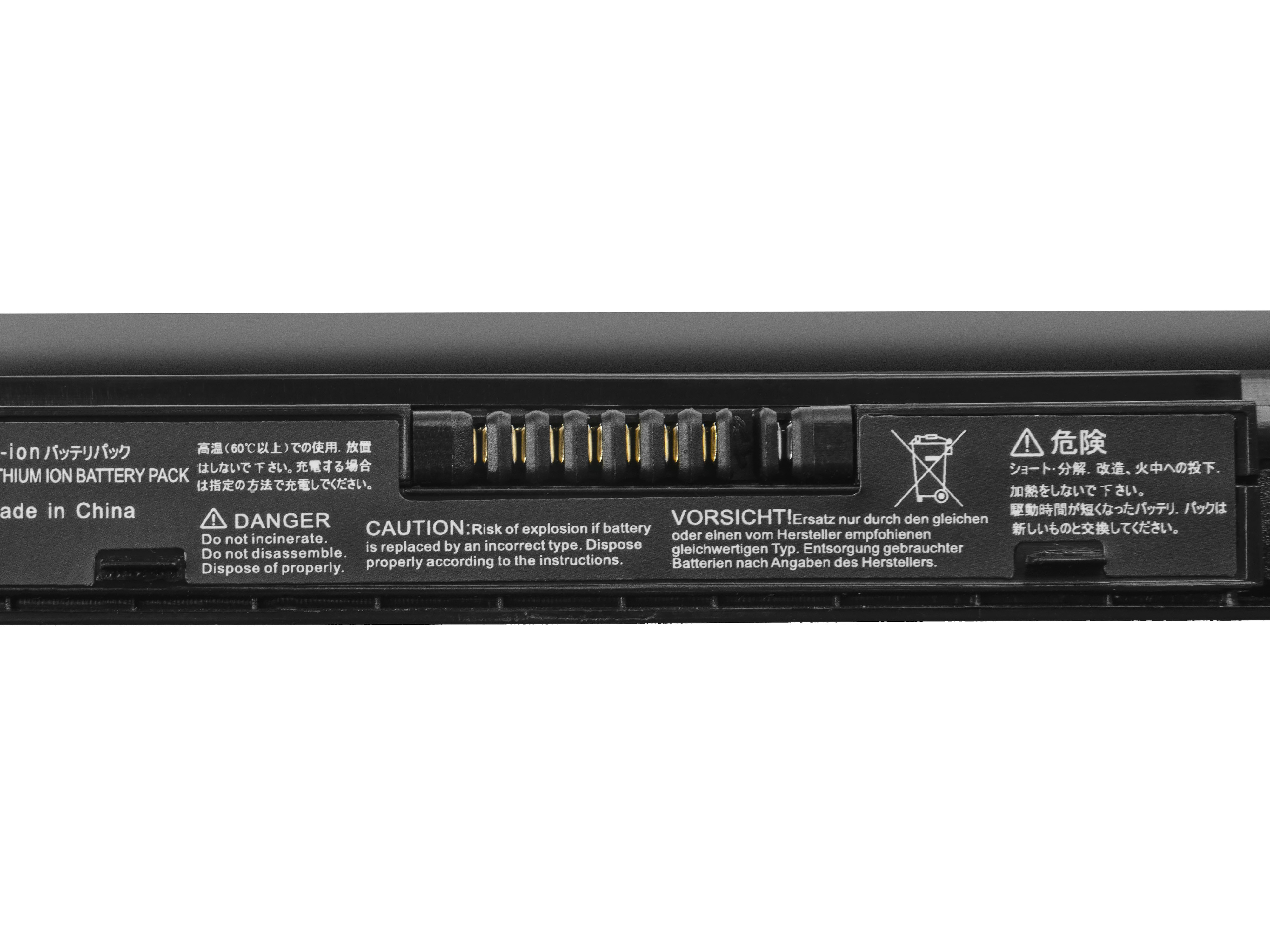 Green Cell PRO Battery FPCBP331 FMVNBP213 for Fujitsu Lifebook A532 AH532
