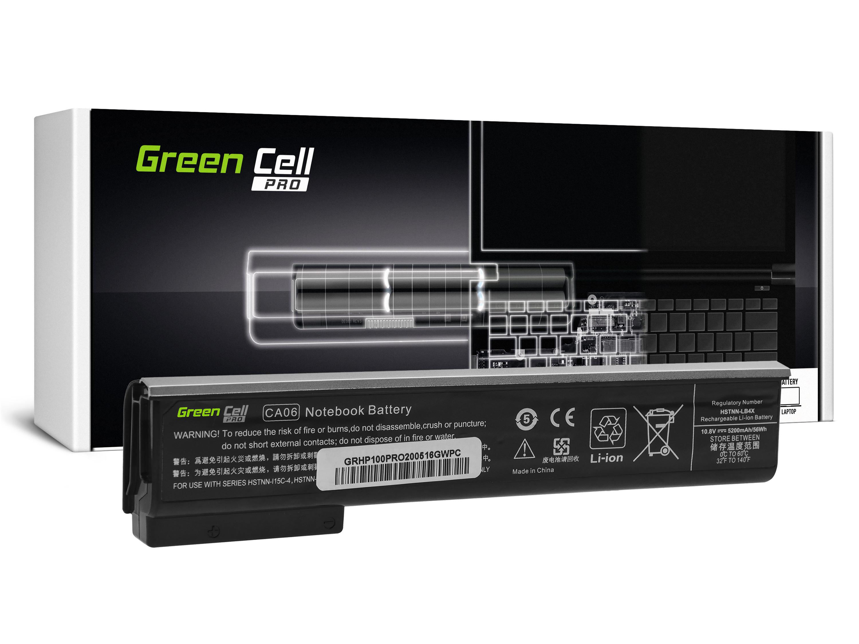 Green Cell HP100PRO Baterie HP CA06 CA06XL, HP ProBook 640 645 650 655 G1 5200mAh Li-ion - neoriginální