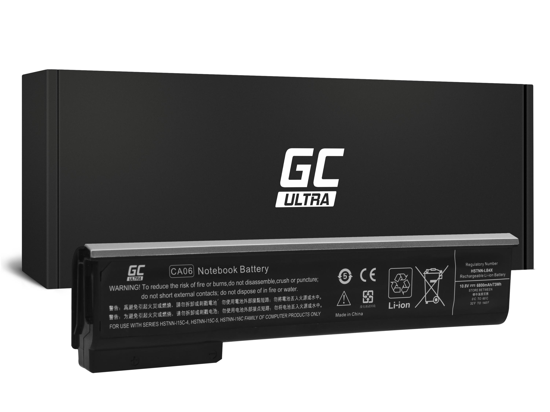 Green Cell ULTRA Baterie CA06 CA06XL pro HP ProBook 640 645 650 655 G1