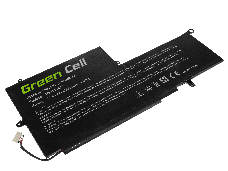 Green Cell Baterie pro HP Envy x360 13-Y HP Spectre Pro x360 G1 G2 / 11,4V 4900mAh