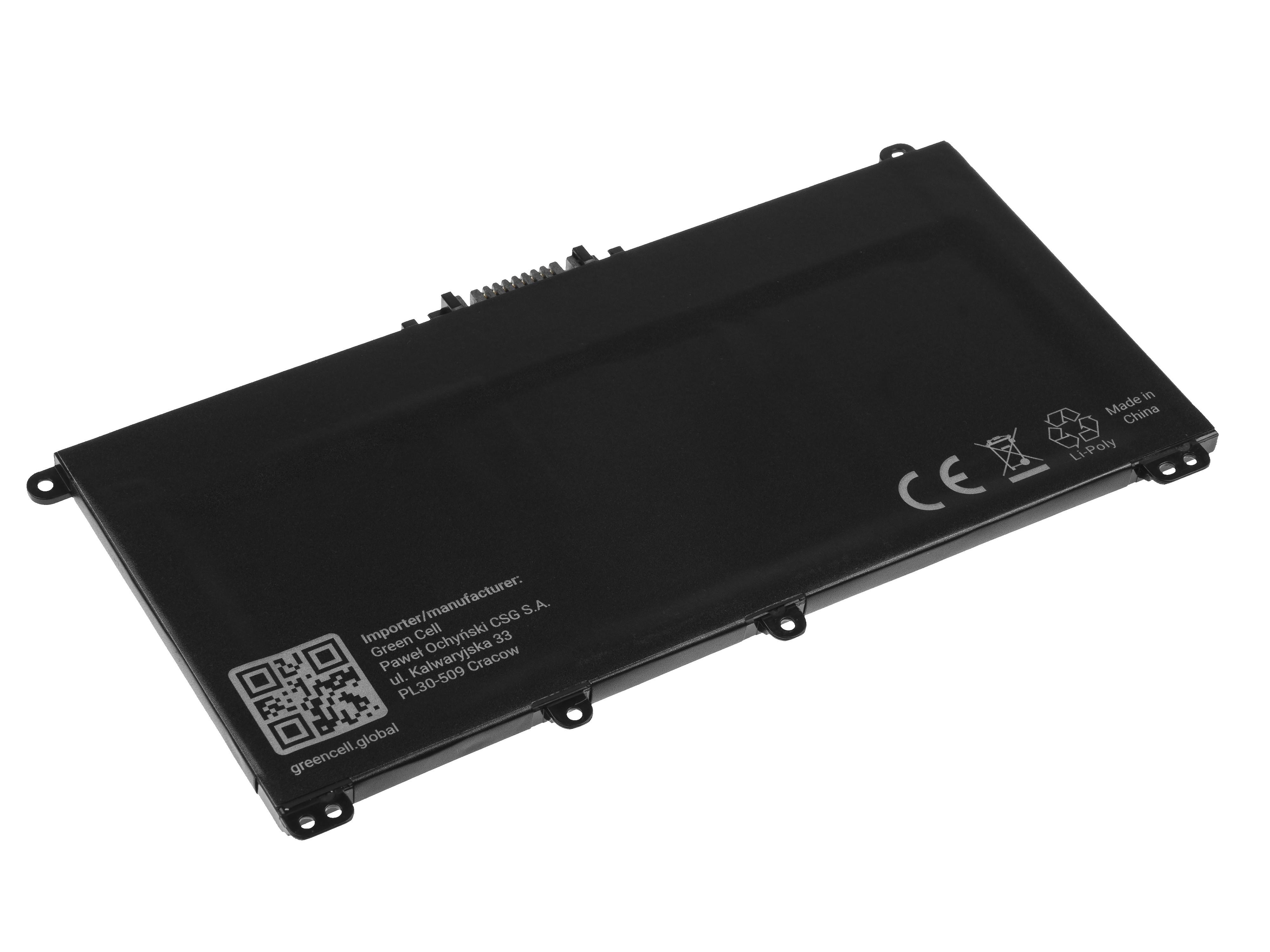 Green Cell Laptop Baterie Baterie HT03XL pro HP 240 G7 245 G7 250 G7 255 G7, HP 14 15 17, HP Pavilion 14 15