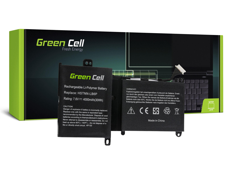 Green Cell Battery for HP Pavilion x360 310 G2 HP 11 / 7,6V 4000mAh