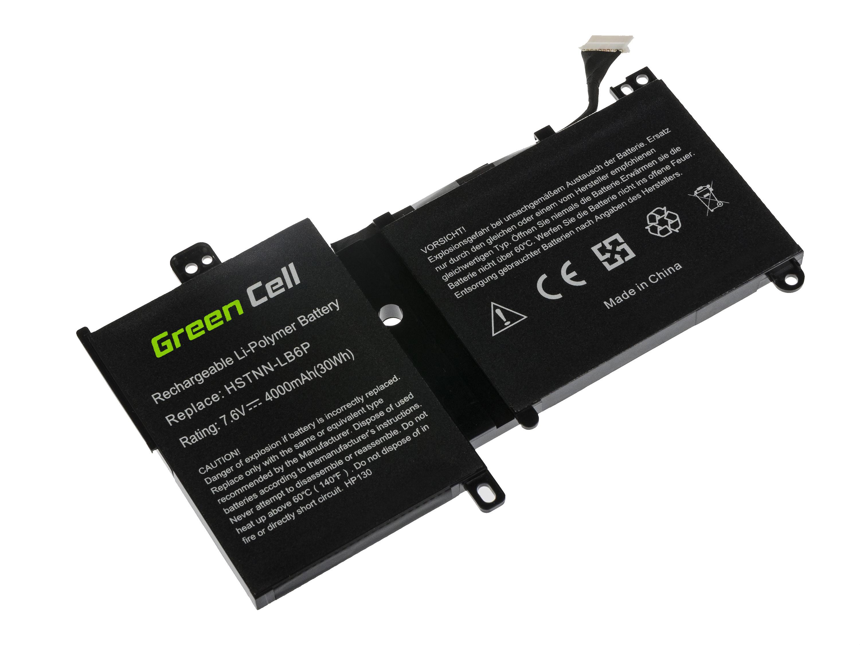 Green Cell Baterie pro HP Pavilion x360 310 G2 HP 11 / 7,6V 4000mAh