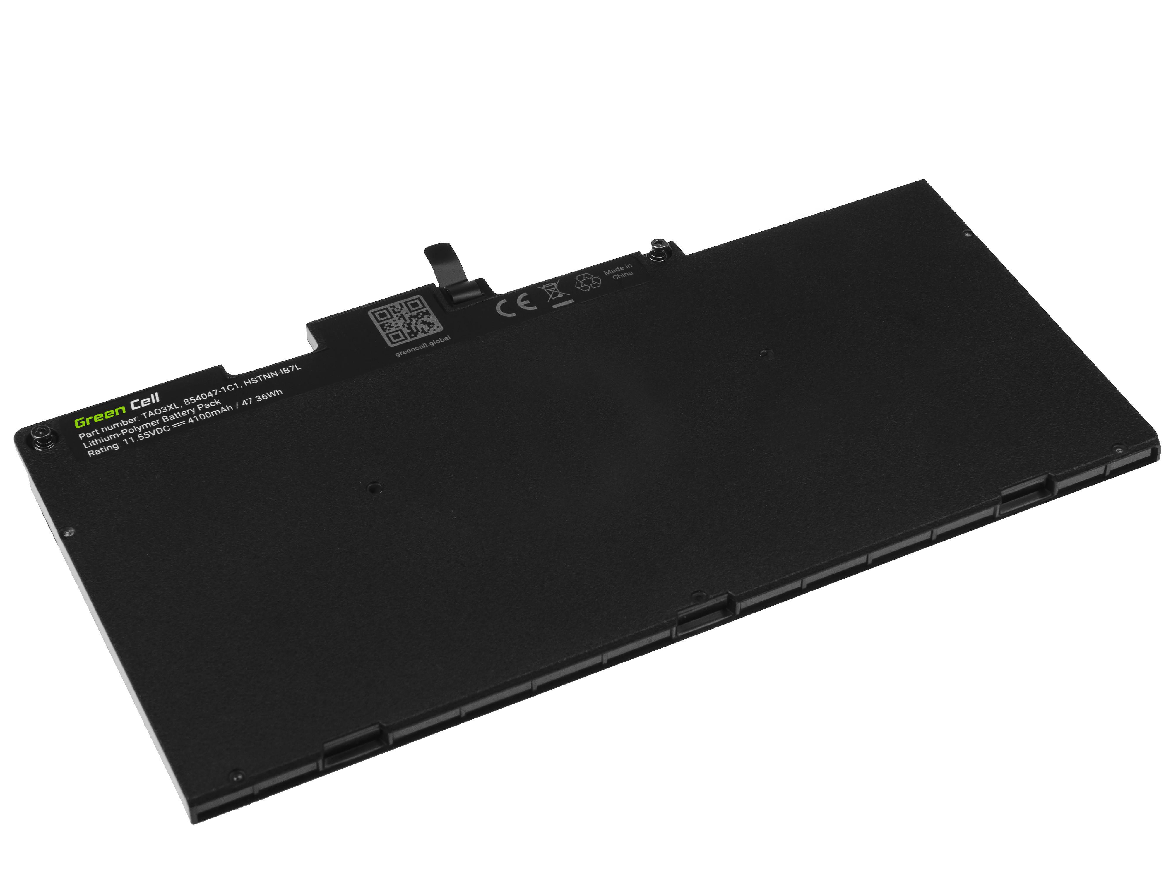 Green Cell Baterie TA03XL pro HP EliteBook 745 G4 755 G4 840 G4 850 G4, HP ZBook 14u G4 15u G4, HP mt43