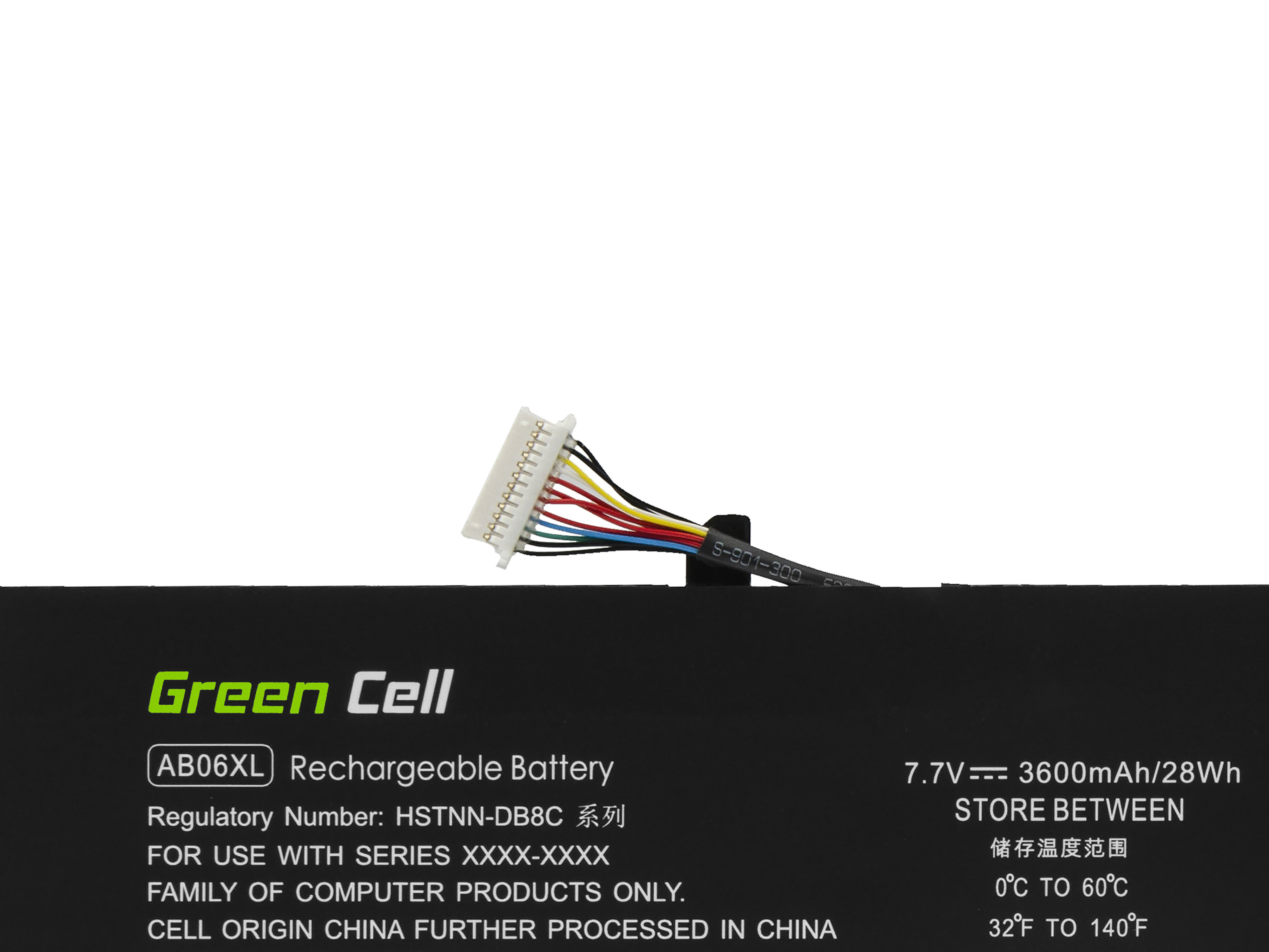 BAttery Green Cell AB06XL for HP Envy 13-AD102NW 13-AD015NW 13-AD008NW 13-AD100NW 13-AD101NW