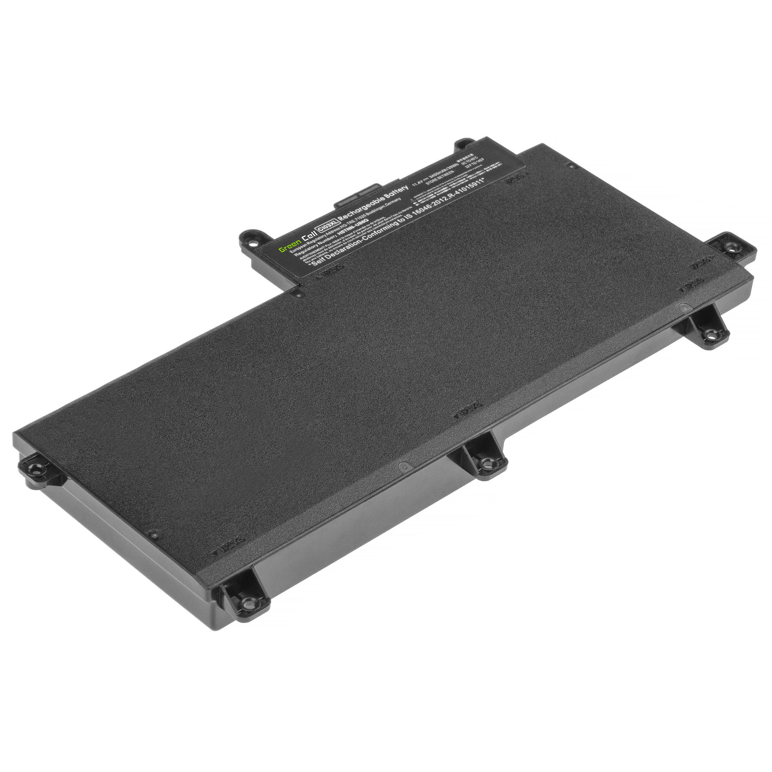 Green Cell PRO  Laptop Baterie CI03XL  pro HP ProBook 640 G2 645 G2 650 G2 G3 655 G2