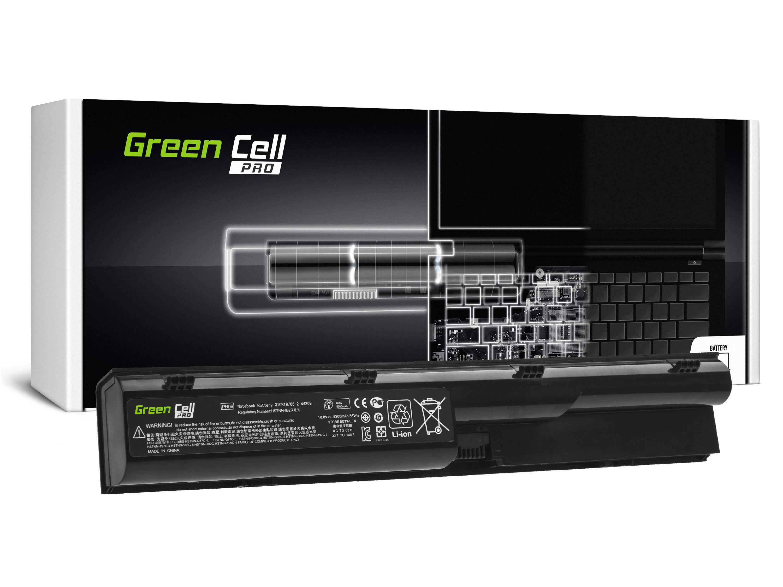 Green Cell HP43PRO Baterie HP PR06,HP Probook 4330s 4430s 4440s 4530s 4540s 5200mAh Li-Ion – neoriginální