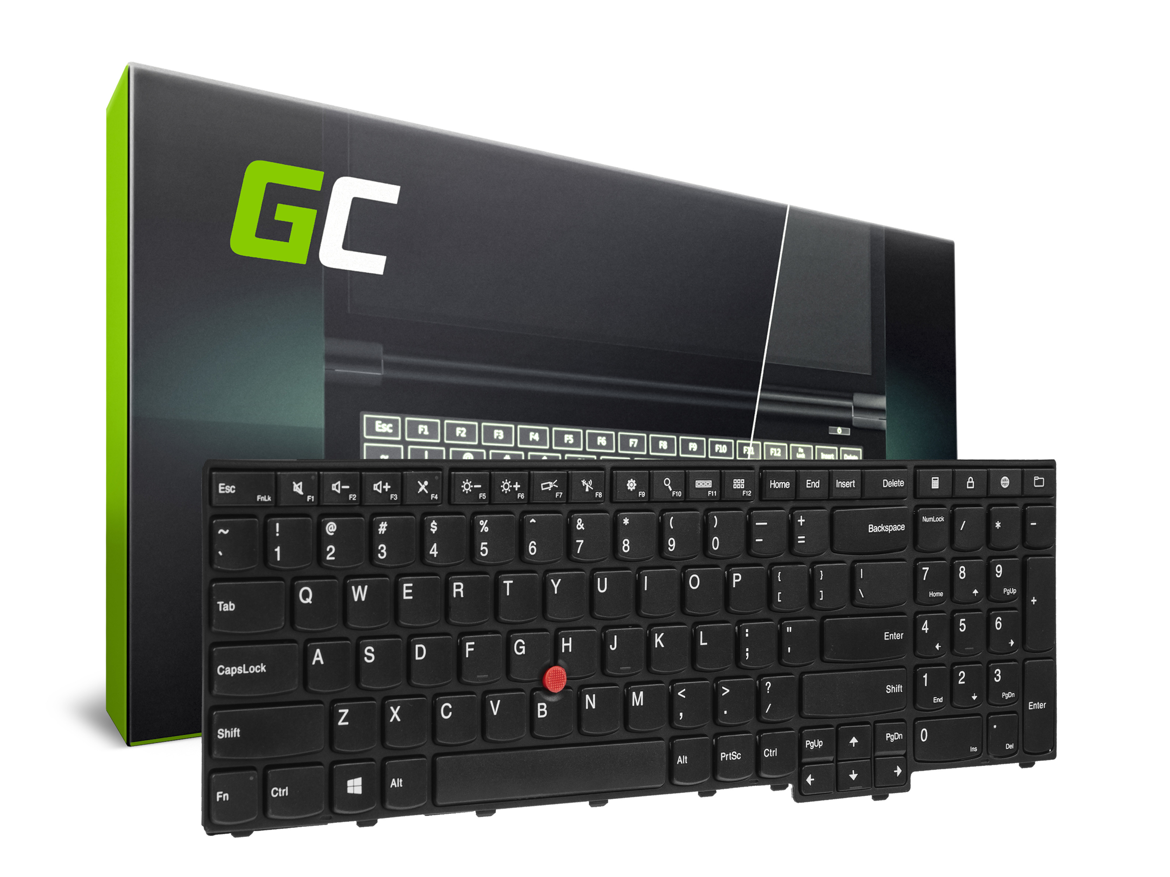 Klávesnice pro notebook Lenovo ThinkPad E531 E540 E545 L540