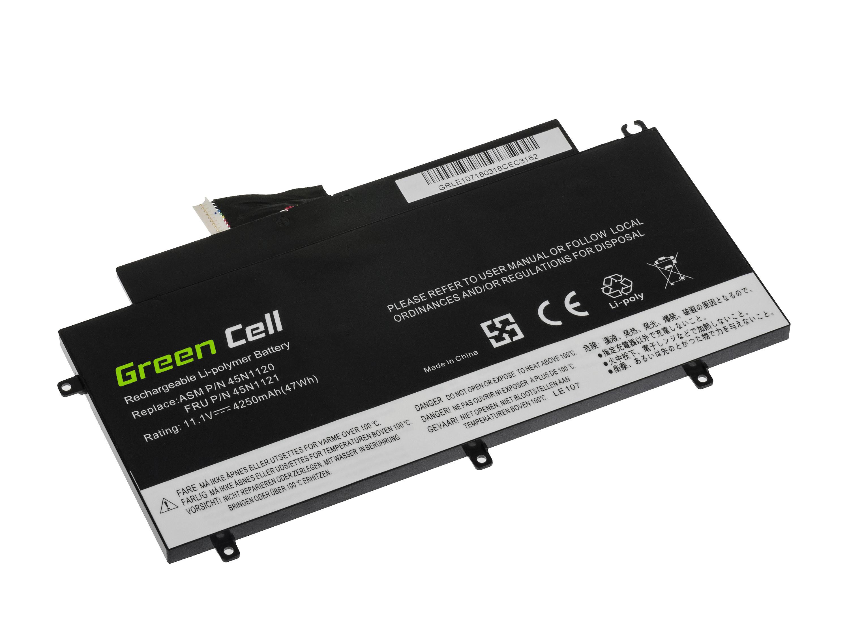 Green Cell LE107 Baterie Lenovo 45N1121 Lenovo ThinkPad T431S 4250mAh Li-Pol – neoriginální