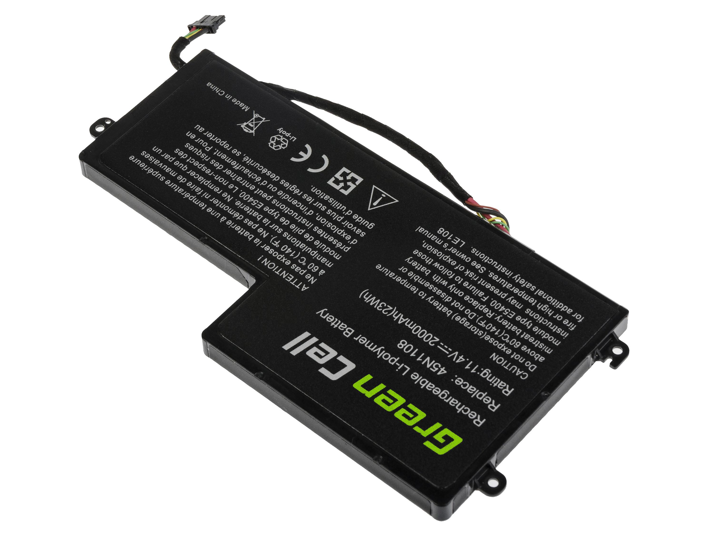 Green Cell Baterie pro Lenovo ThinkPad T440 T440s T450 T450s T460 X230s X240 X240s X250 X260 X270 / 11,4V 2000mAh