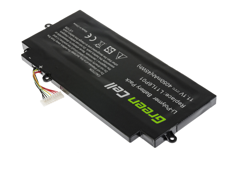 Green Cell LE109 Baterie Lenovo L11L6P01 Lenovo IdeaPad U510 4050mAh Li-Pol – neoriginální