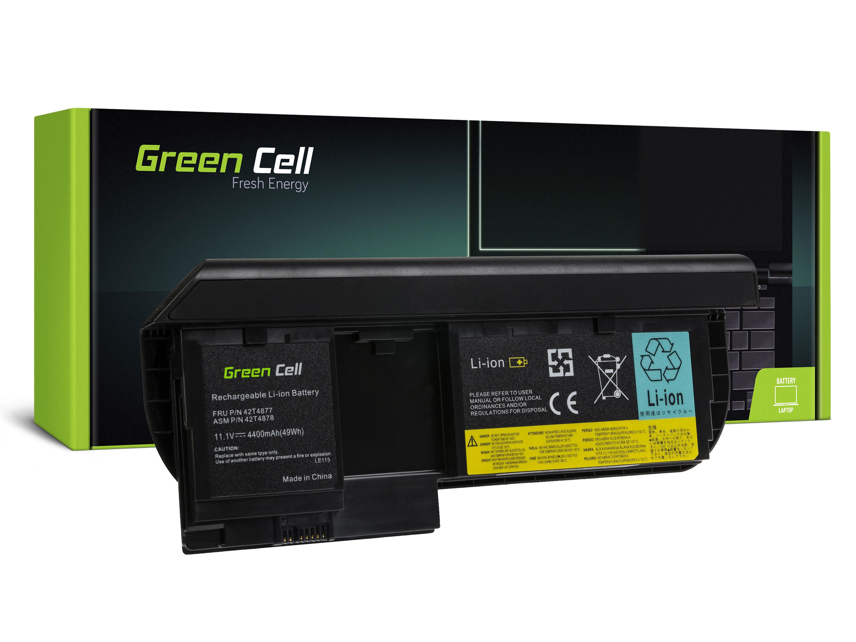 Green Cell Baterie pro Lenovo ThinkPad Tablet X220 X220i X220t X230 X230i X230t / 11,1V 4400mAh