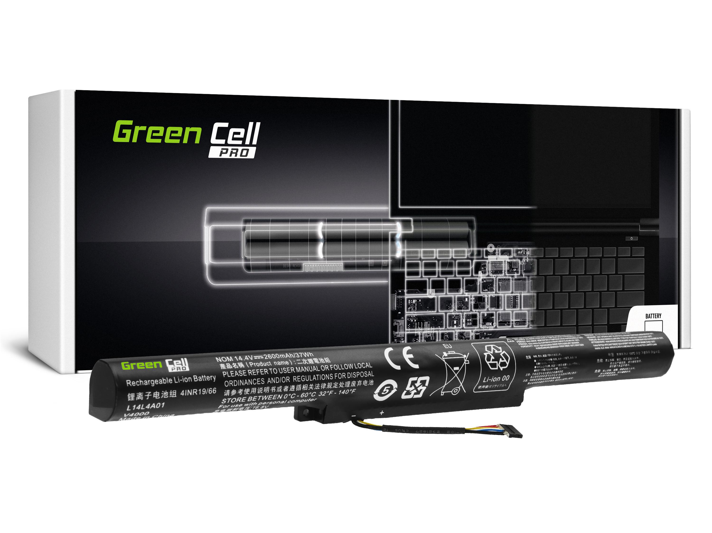Green Cell PRO Baterie L14L4A01 pro Lenovo Z51 Z51-70 IdeaPad 500-15ISK