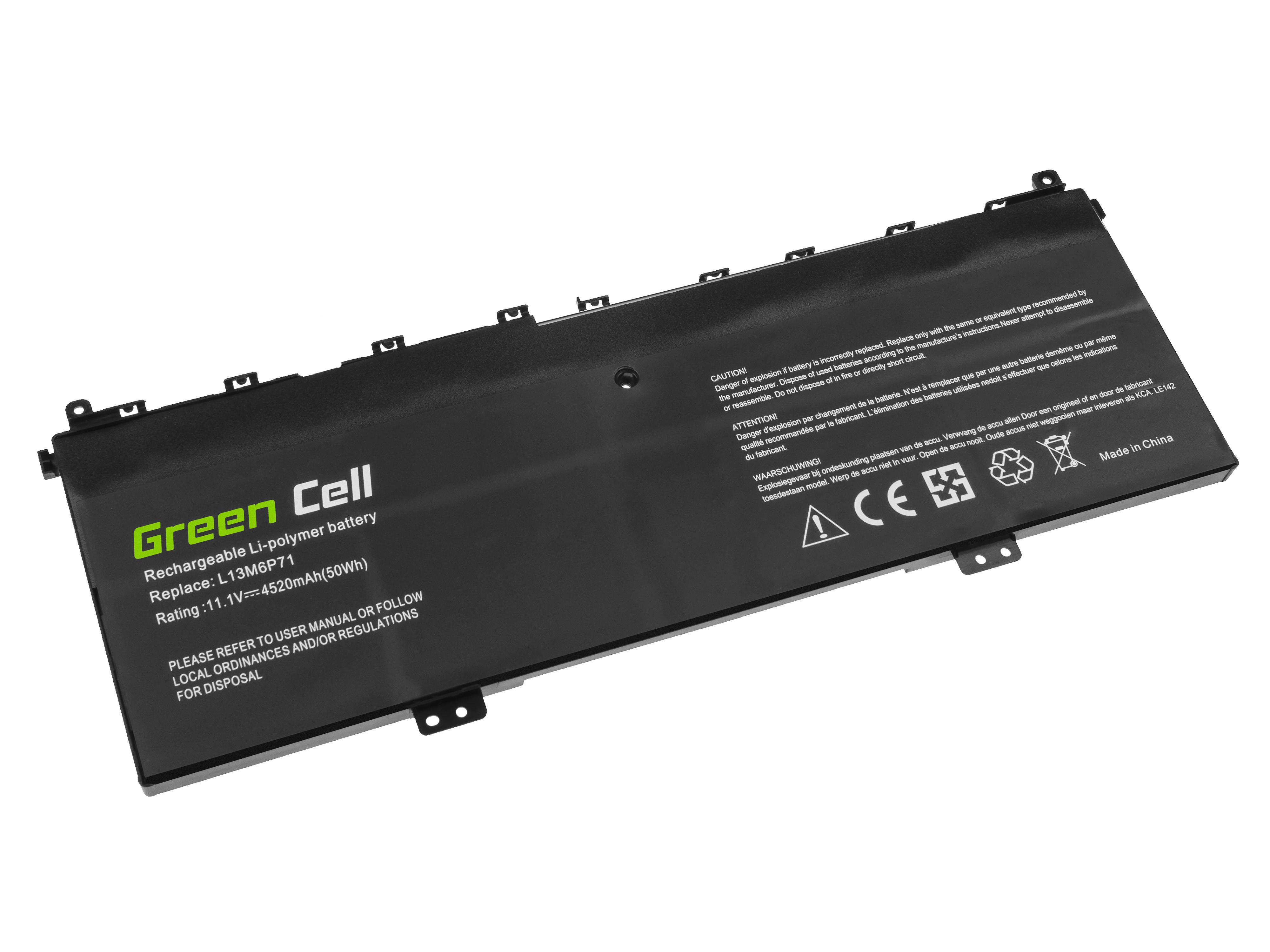 Green Cell Laptop Baterie Baterie L13M6P71 L13S6P71 pro Lenovo Yoga 2 13