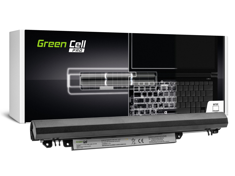 Green Cell LE123PRO Baterie Lenovo L15C3A03 L15L3A03 L15S3A02,Lenovo IdeaPad 110-14IBR 110-15ACL 110-15AST 110-15IBR 2600mAh Li-Ion – neoriginální