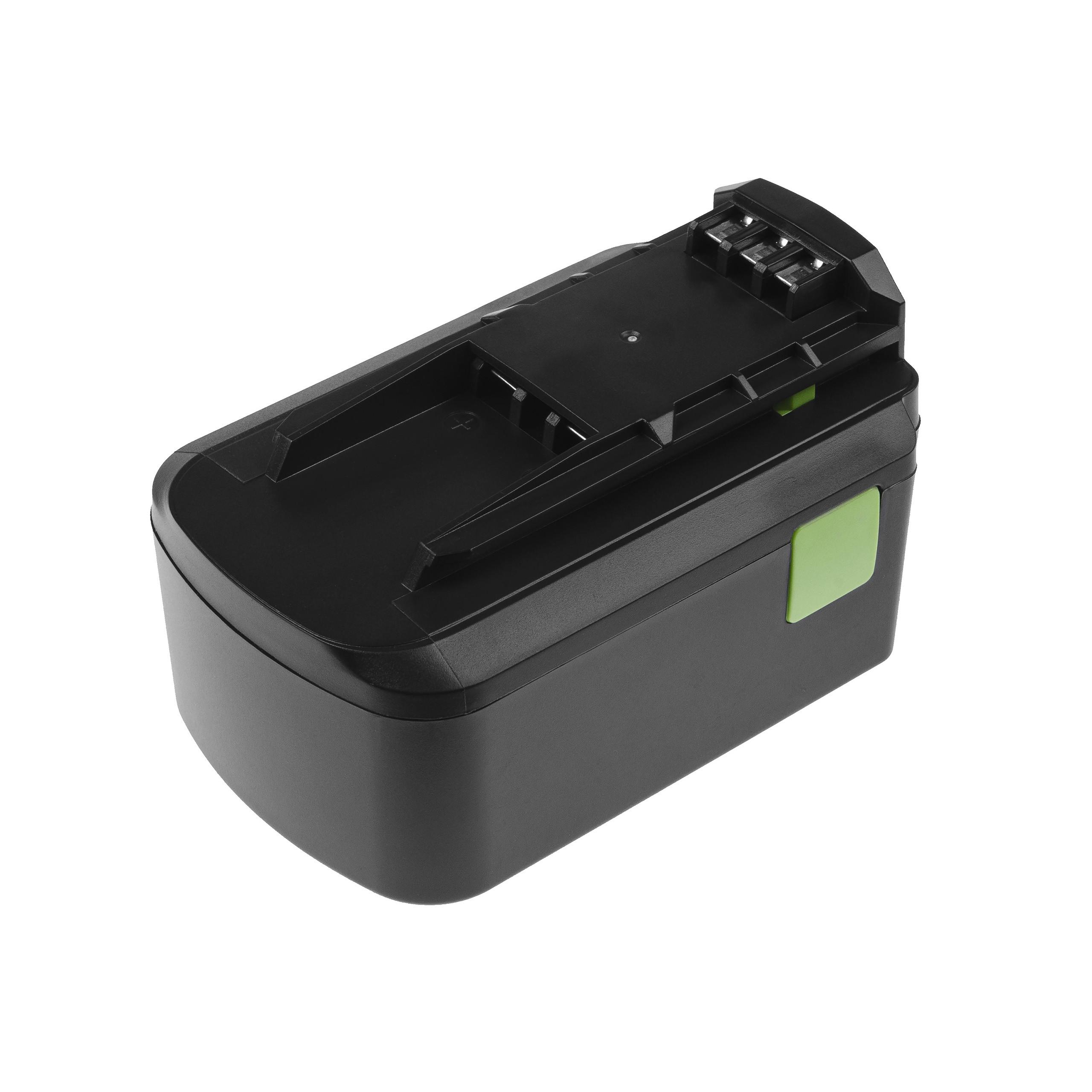 Green Cell Baterie Festool BPC18 18V 3Ah