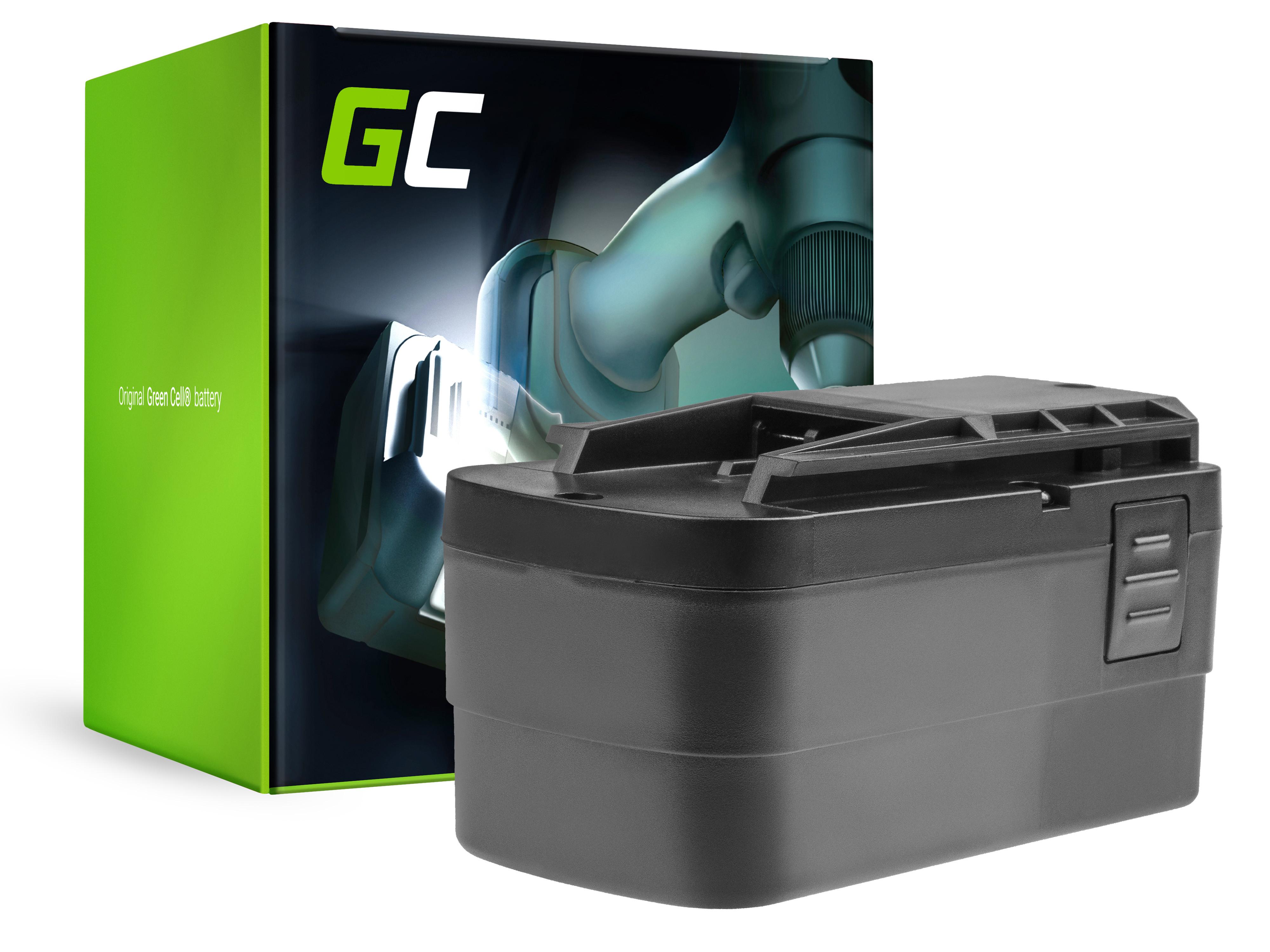 Green Cell Baterie BPS 12 C BPS 12 S 491821 494522 494917 pro Festool C 12 C 12 DUO C 12 LI T 123 T 123 Li T3 TDK 12 (3Ah 12V)