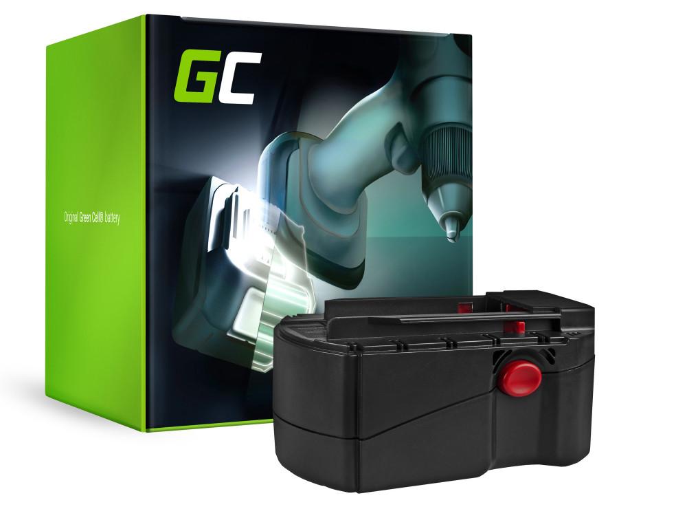 Green Cell Power Tool akkumulátor Hilti SFL24 24V 3Ah