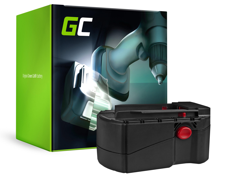 Green Cell Baterie Hilti SFL24 24V 3Ah