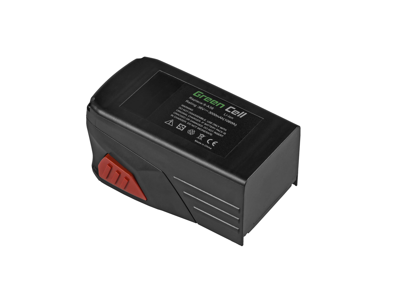 Baterie Green Cell HILTI TE6A 36V 3000mAh Li-ion - neoriginální
