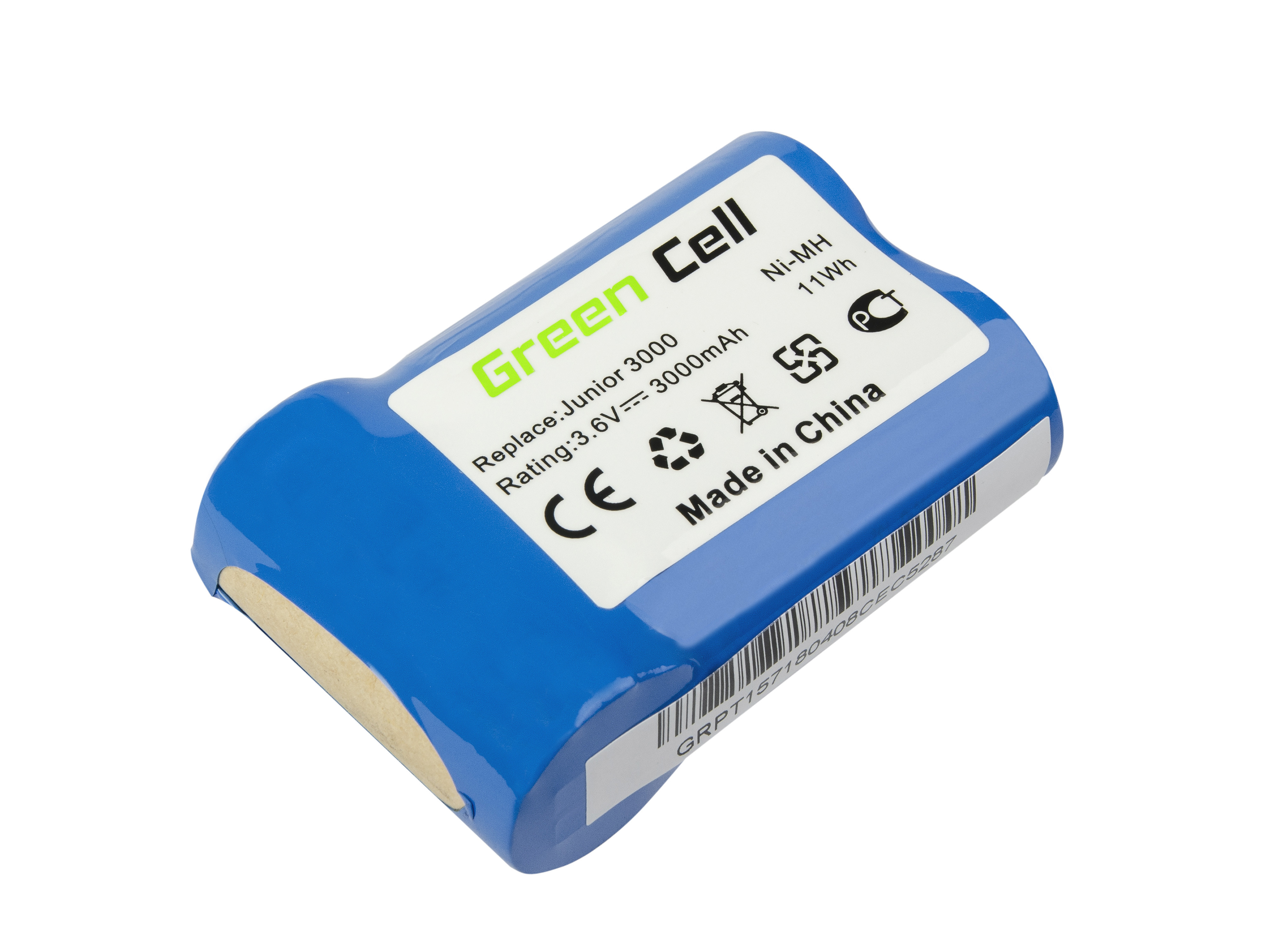 Green Cell Baterie 520104 AEG Junior 3000