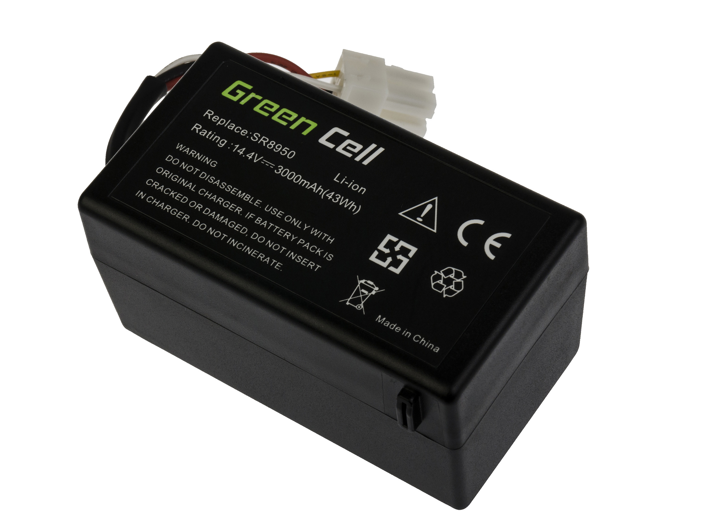 Green Cell Power Tool Battery Samsung NaviBot SR8930 SR8940 SR8950 SR8980 SR8981 SR8987 SR8988