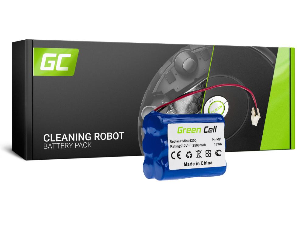 Green Cell Power Tool akkumulátor iRobot Braava / menta 320 321 4200 4205