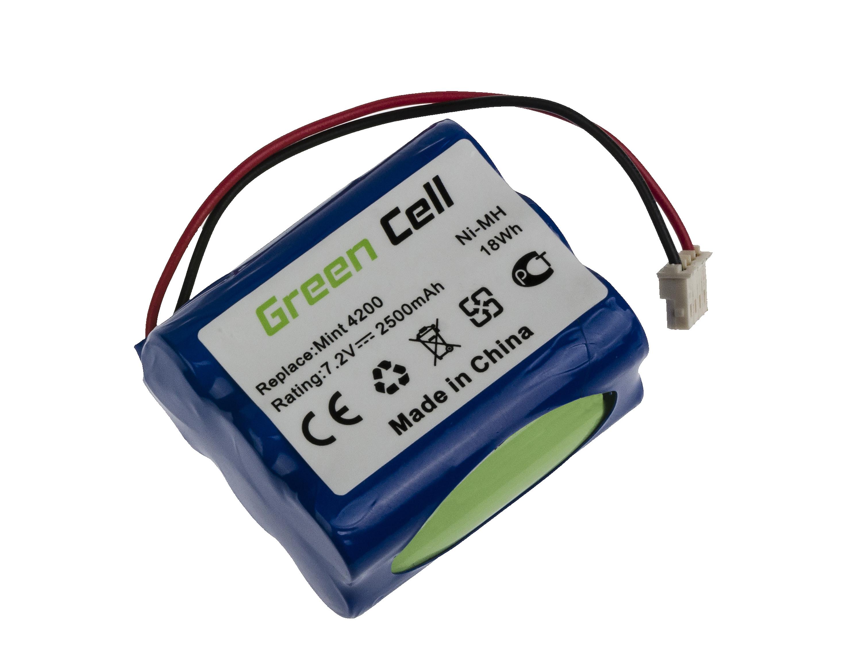 Green Cell Baterie iRobot Braava / Mint 320 321 4200 4205
