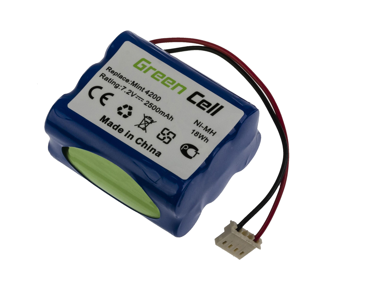 Green Cell Power Tool Battery iRobot Braava / Mint 320 321 4200 4205