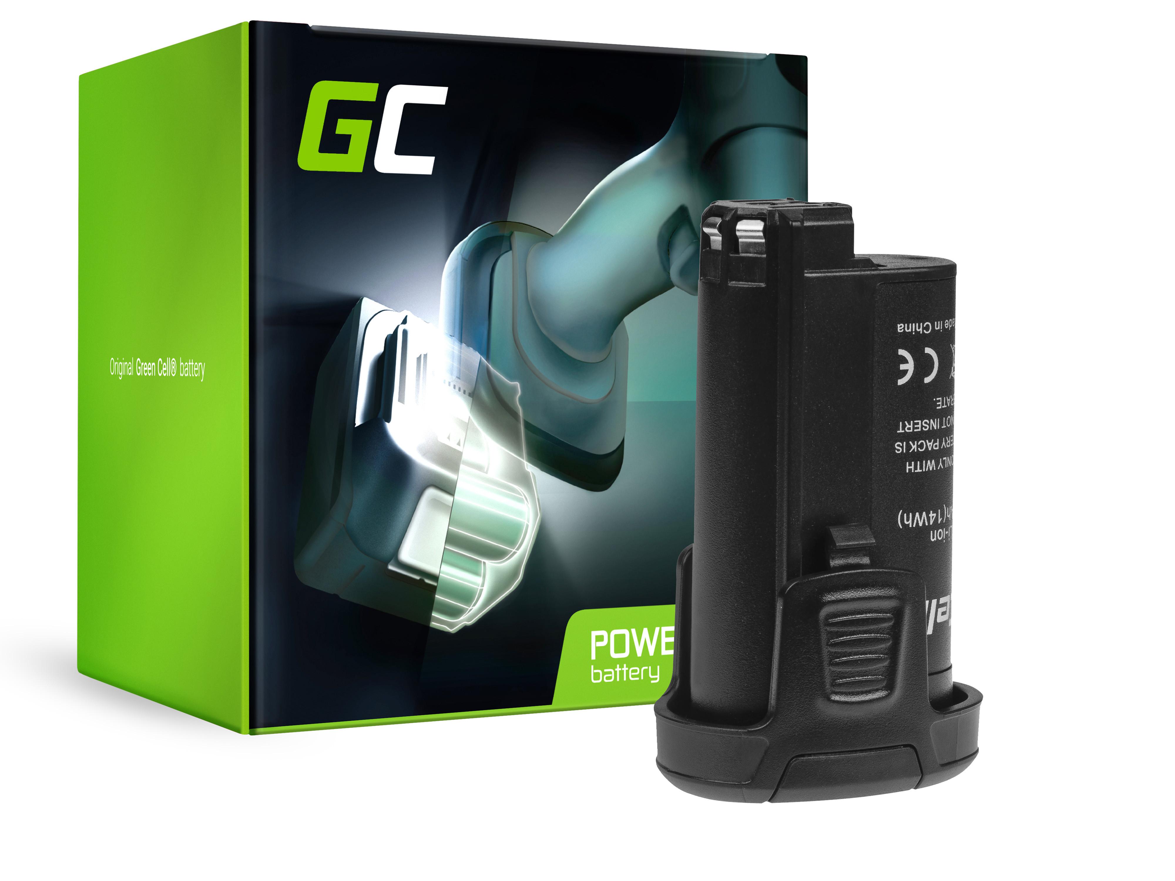 Green Cell PT221 Baterie 2 607 336 715 2.615.080.8JA,Dremel 8100 85-0352 B808-01 2000mAh Li-ion - neoriginální