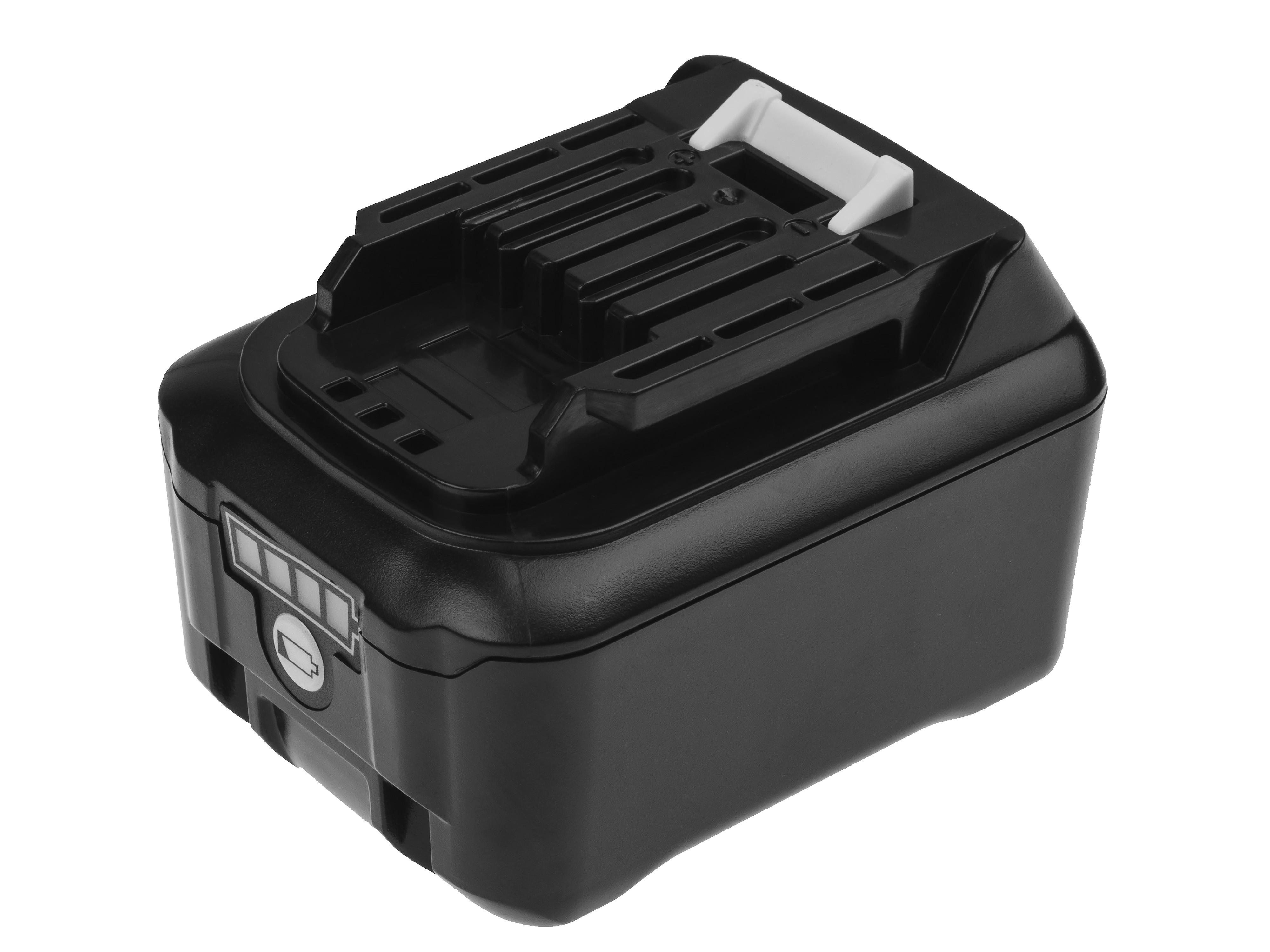 Green Cell® Battery BL1016 BL1021B BL1040B BL1041B Green Cell (4Ah 12V) for Makita DF031 DF331 HP330 HP331 TD110 TM30