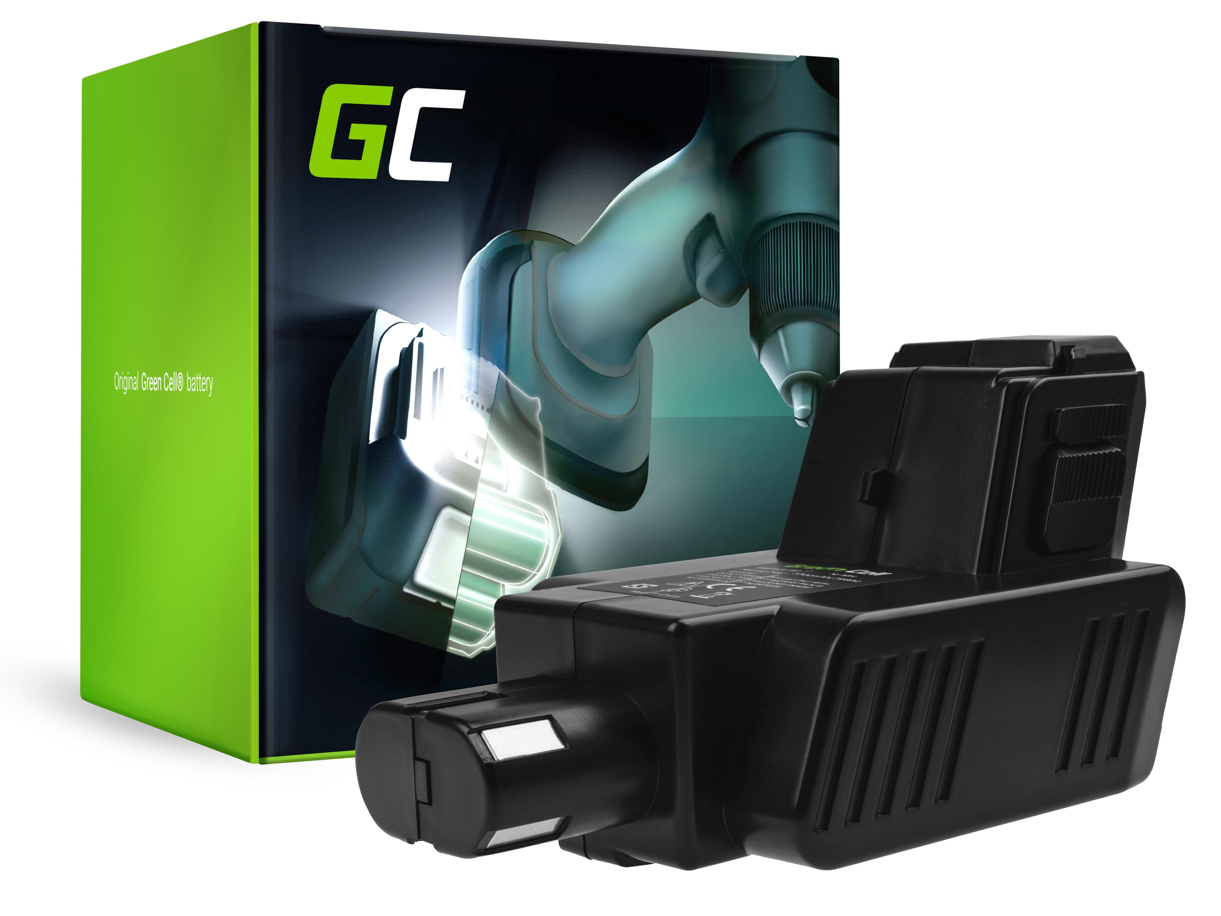 Green Cell Baterie (3.3Ah 24V) BP 40 BP 60 BP 72 pro Hilti C 7/24 C 7/36 TCU 7/36