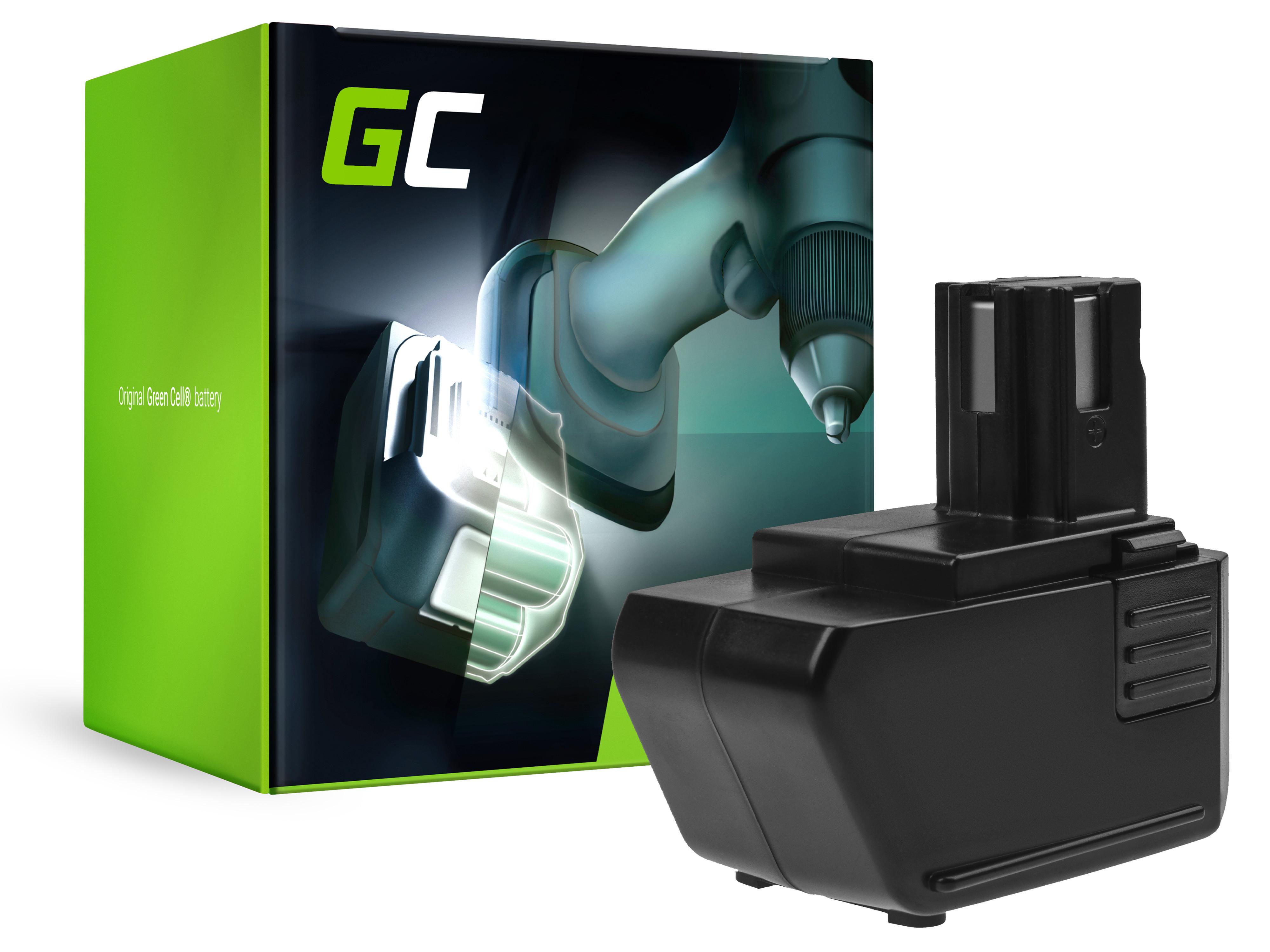 Green Cell Baterie (2Ah 9.6V) SBP 10 SFB 105 pro Hilti BD 2000 SB 10 SF 100 SF 100-A
