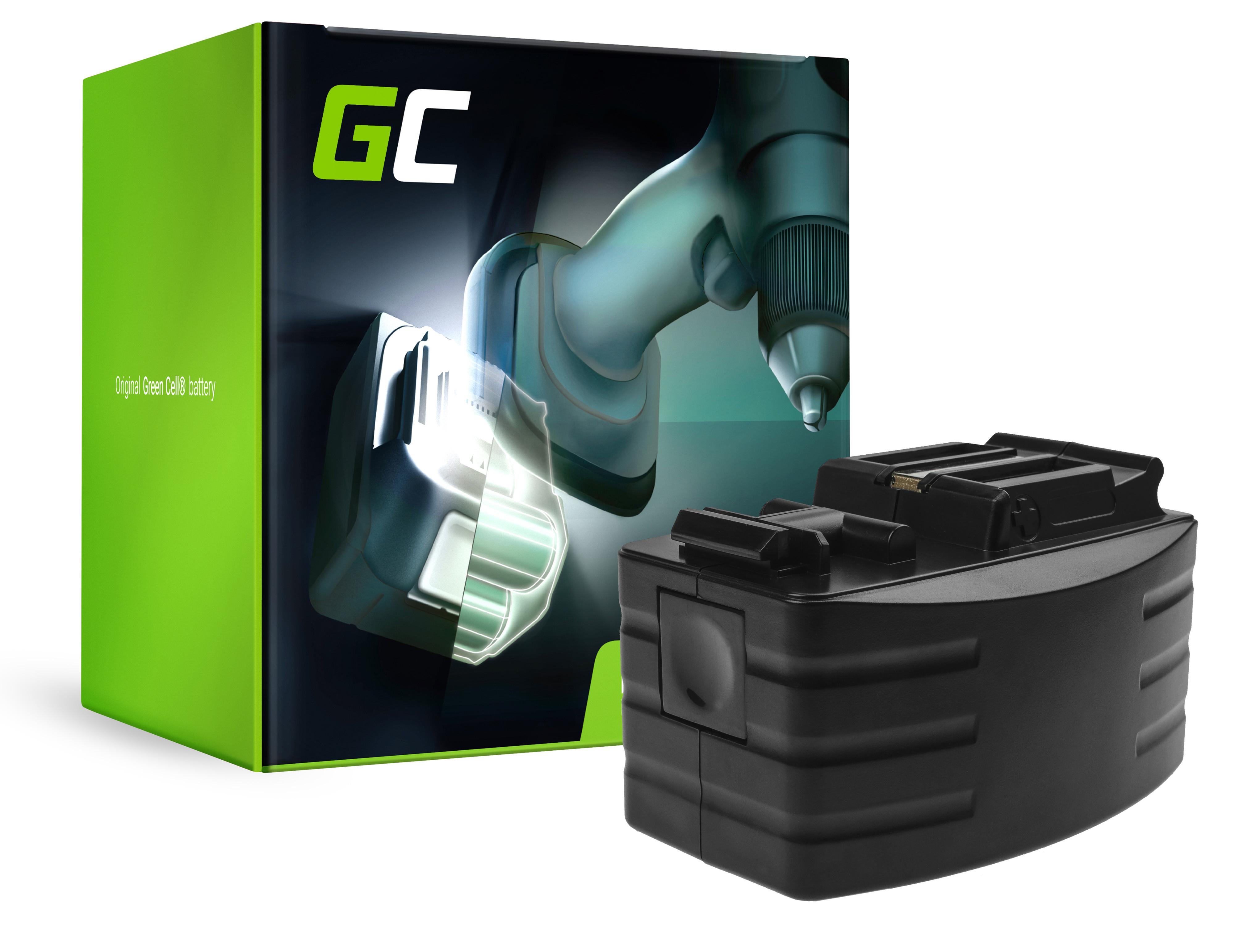 Green Cell Baterie 489003 489731 BPH12T pro Festool TDD BPH BP BPH 12 12T ES FX MH (3Ah 12V)