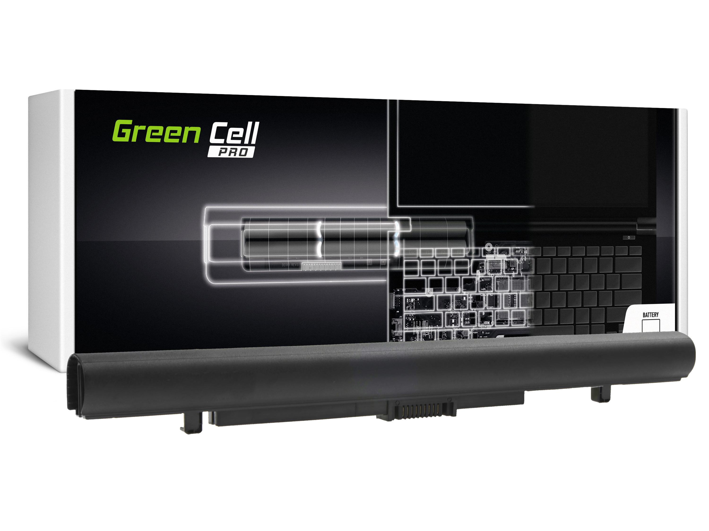 Green Cell TS47PRO Baterie Toshiba PA5212U-1BRS, Toshiba Satellite Pro A30-C A40-C A50-C R50-B R50-C Tecra A50-C Z50-C 2600mAh Li-ion - neoriginální