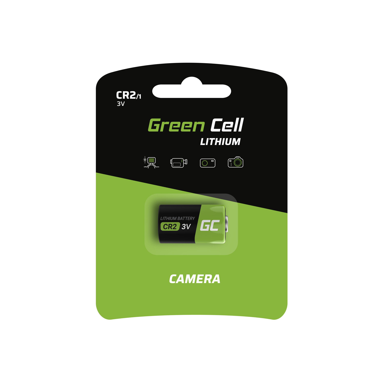 Green Cell XCR05 Baterie CR2 3V 800mAh Li