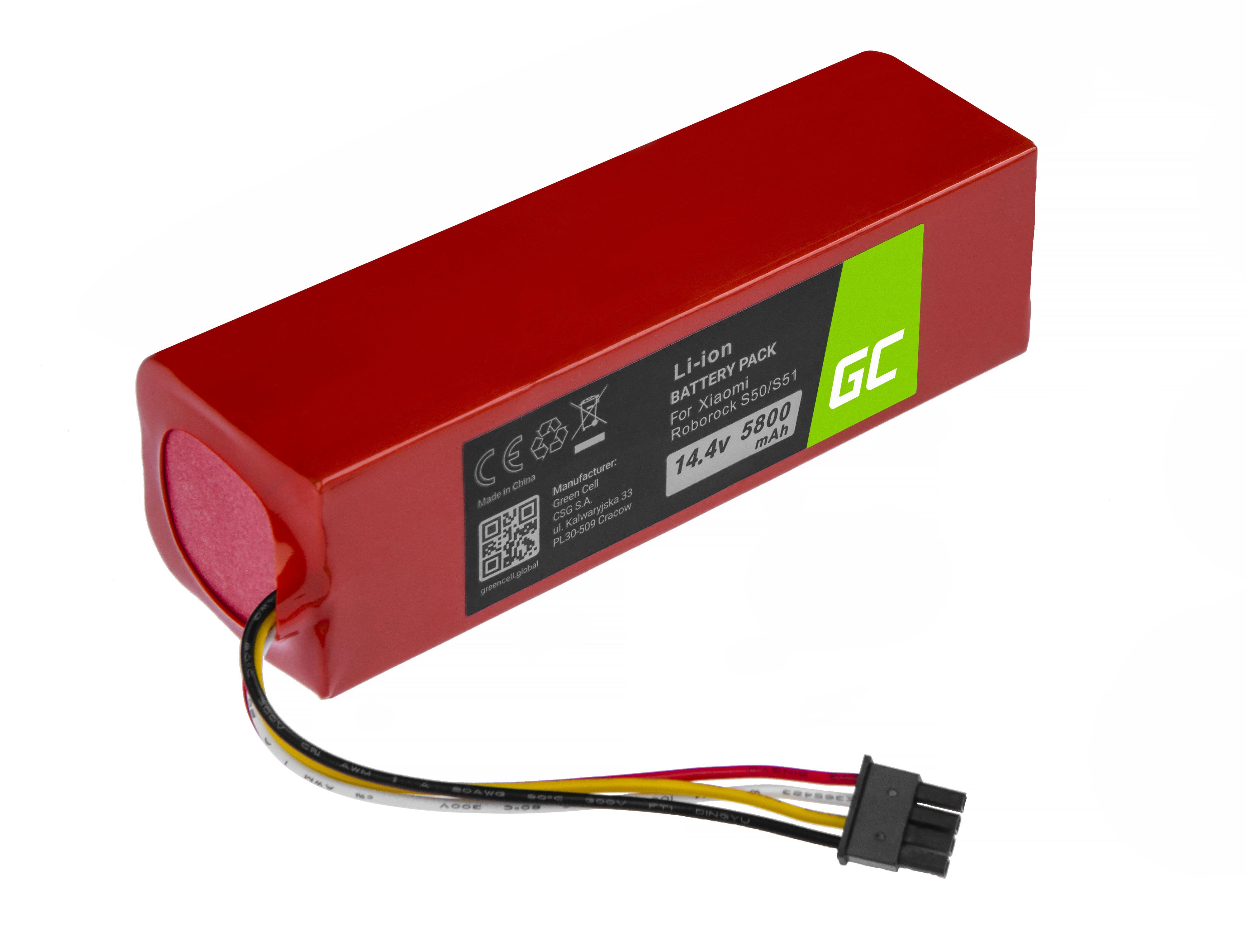 Green Cell Baterie pro Samsung NaviBot SR8930 SR8940 SR8950 SR8980 SR8981 SR8987 SR8988