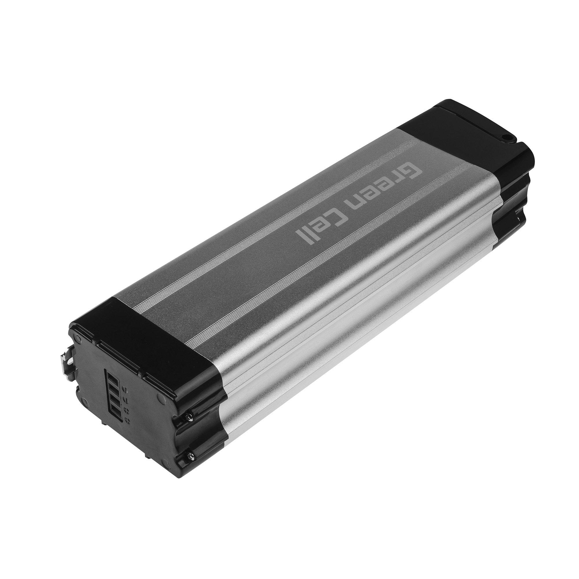 Battery Green Cell Silverfish 48V 14.5Ah 696Wh for E-Bike Pedelec